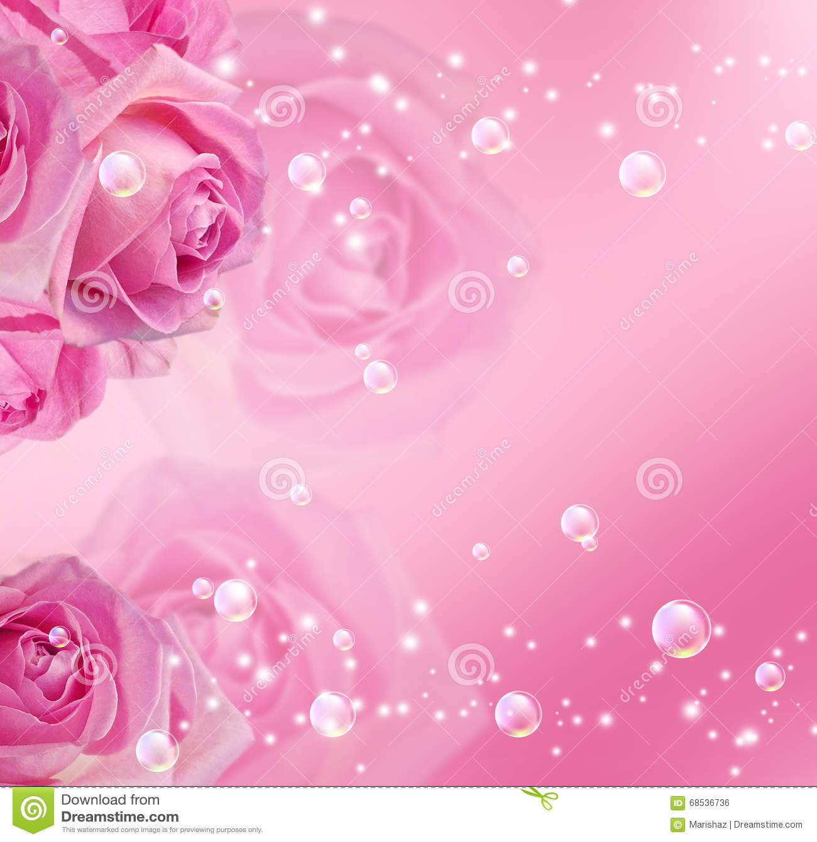 клокочут розы