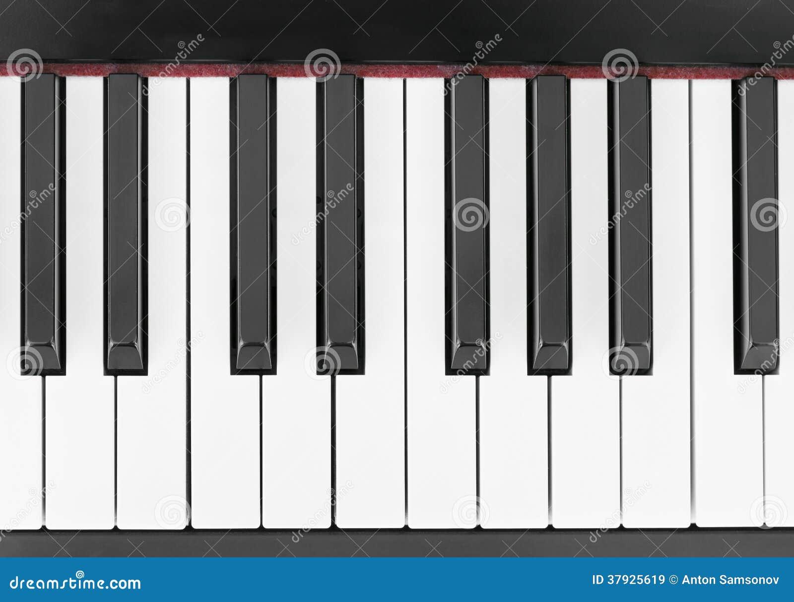Ключи рояля