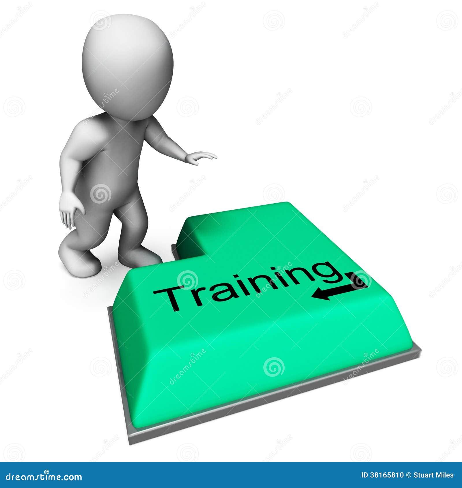Ключ тренировки показывает образование или курс индукции