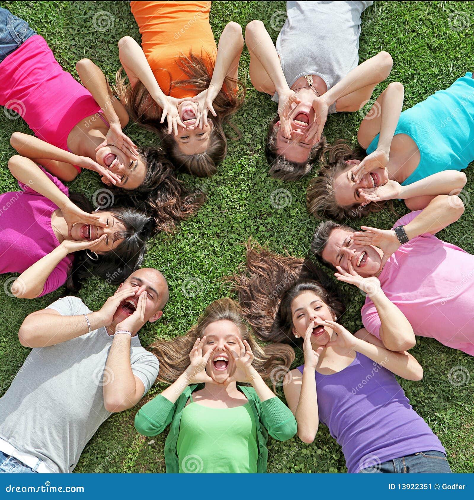 Идеи для фото группы детей
