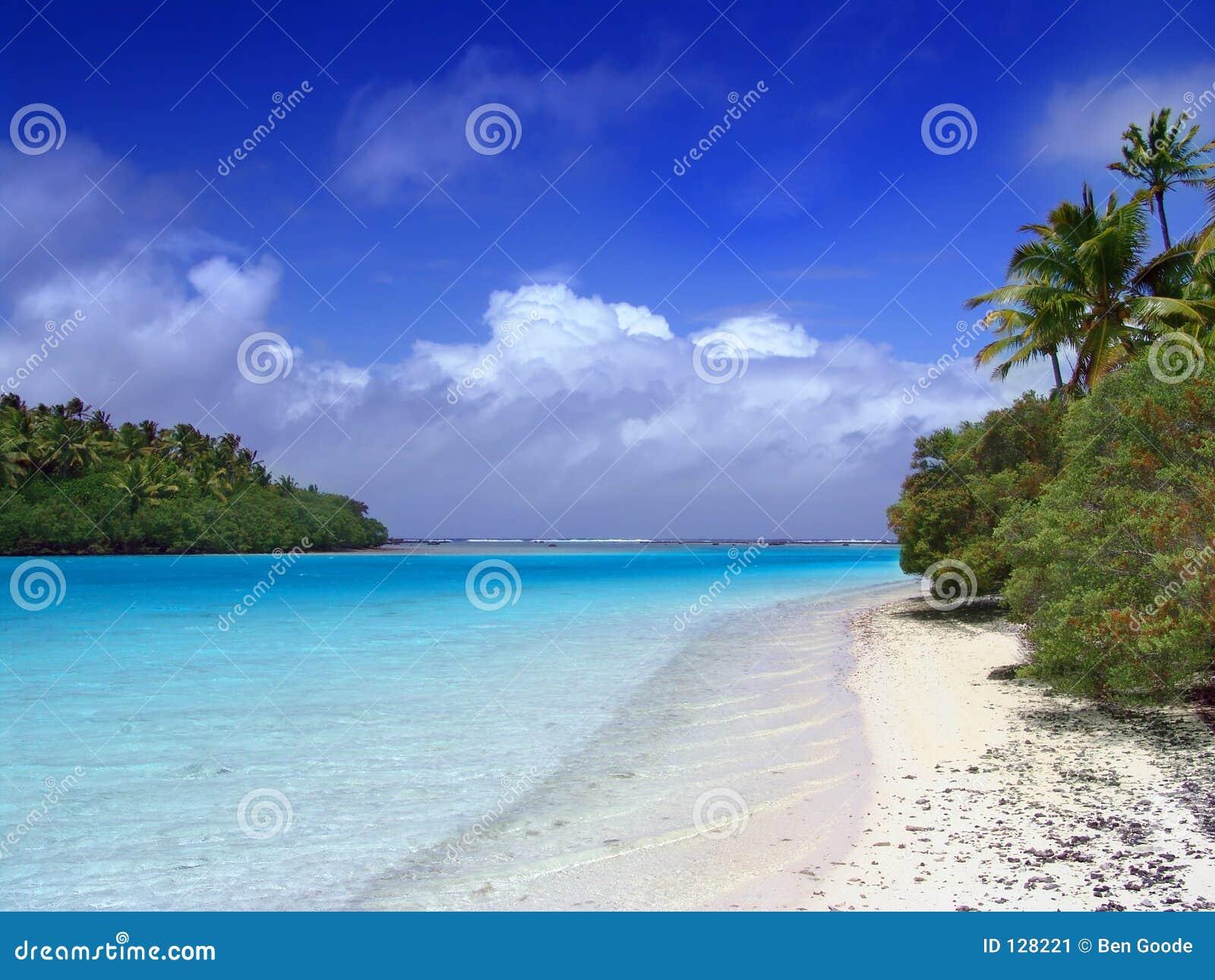 лагуна пляжа