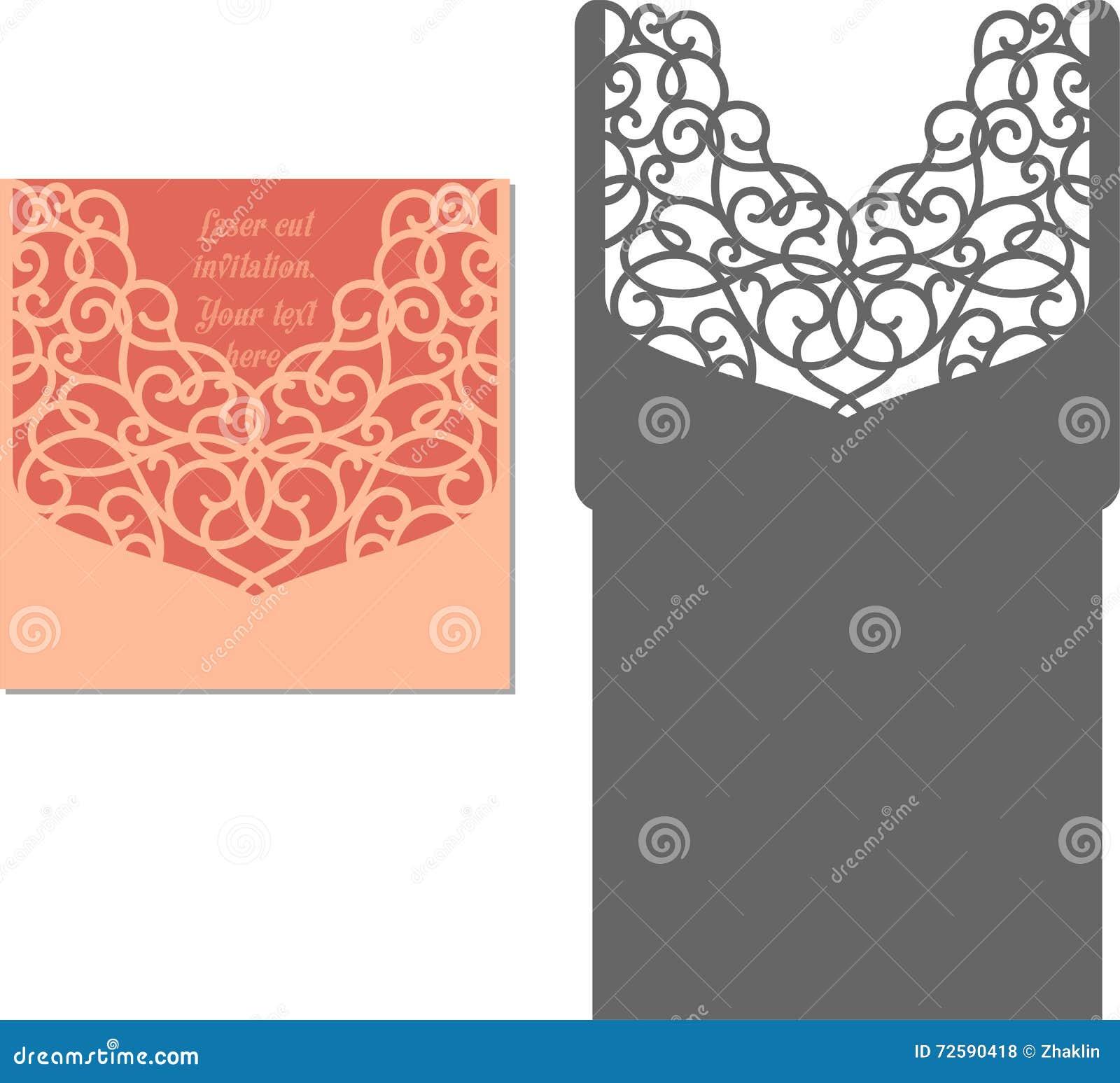 Открытка для свадьбы на плоттере