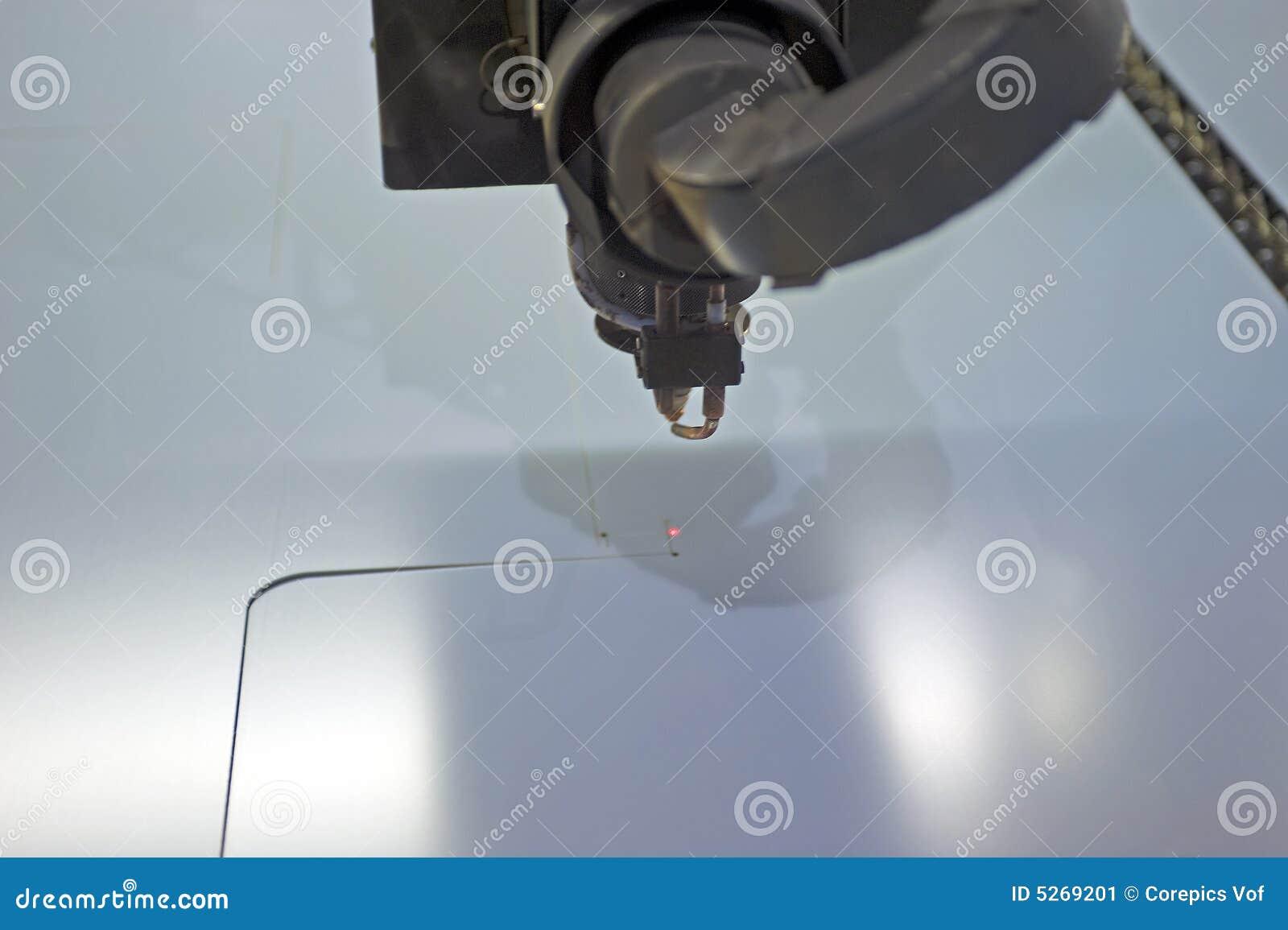 лазер резца