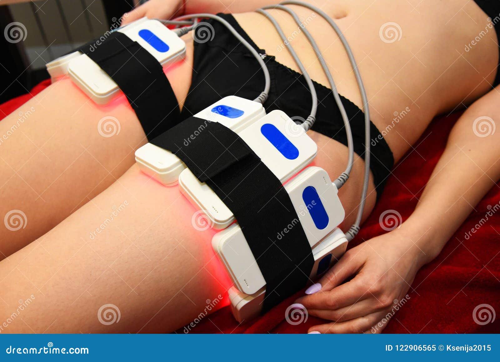Лазер Lipo Косметология оборудования женщина воды спы здоровья ноги внимательности тела Не хирургическое тело ваяя обработка тела