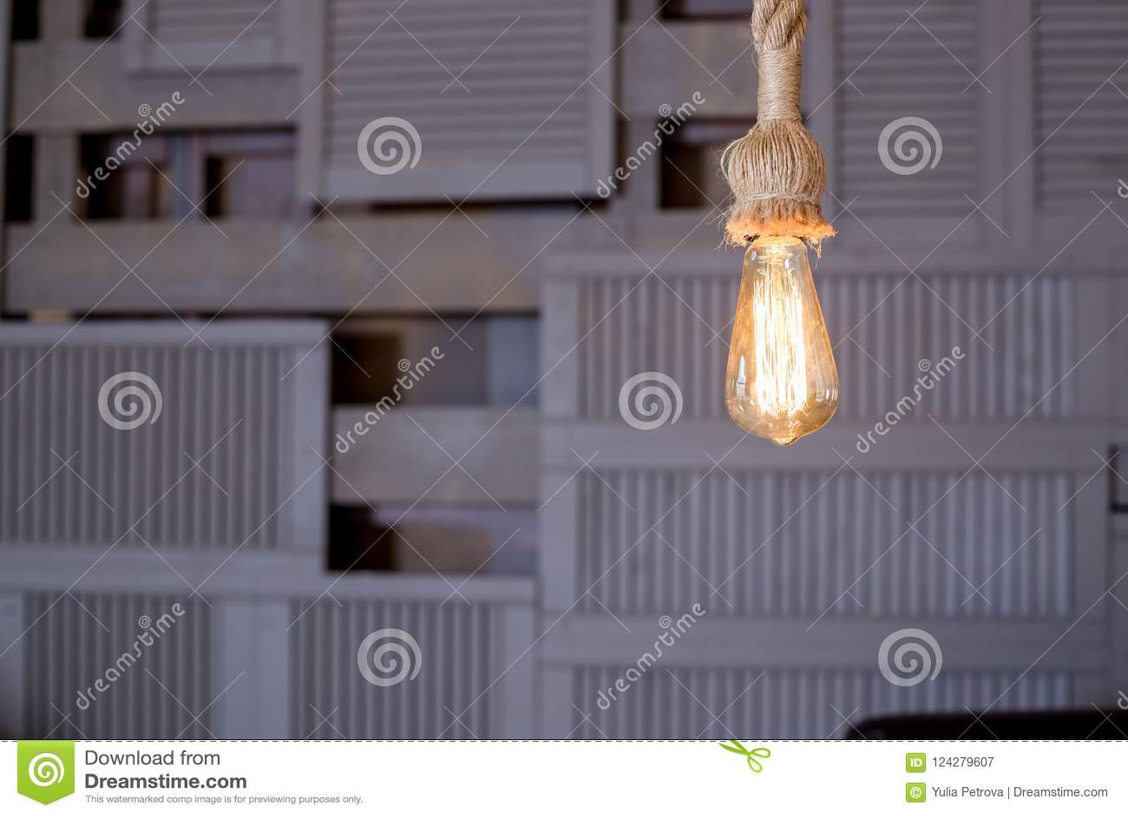 Лампы с нитью вольфрама Электрическая лампочка Edison Нить нити в винтажных лампах Ретро дизайн электрических лампочек