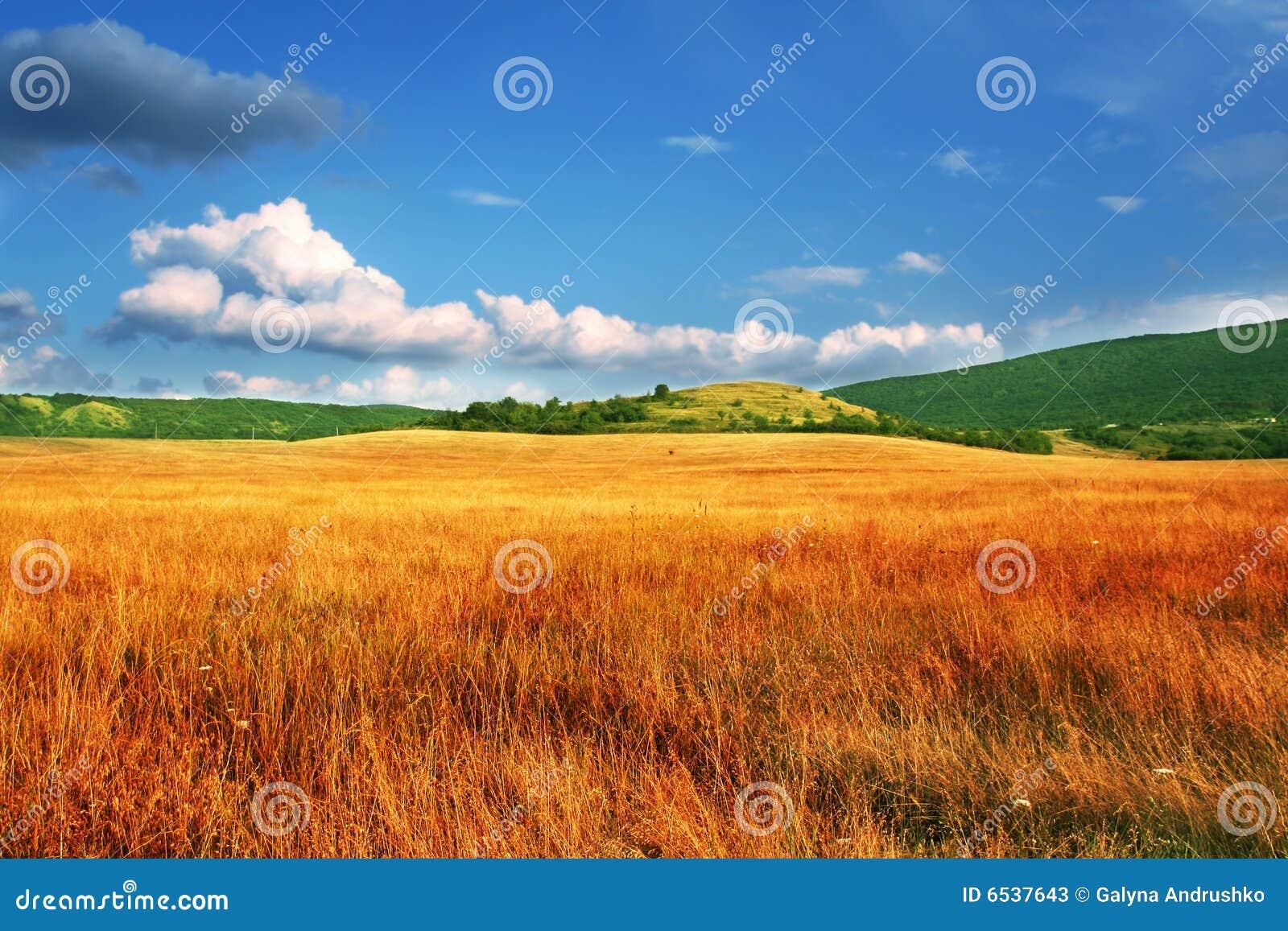 ландшафты осени