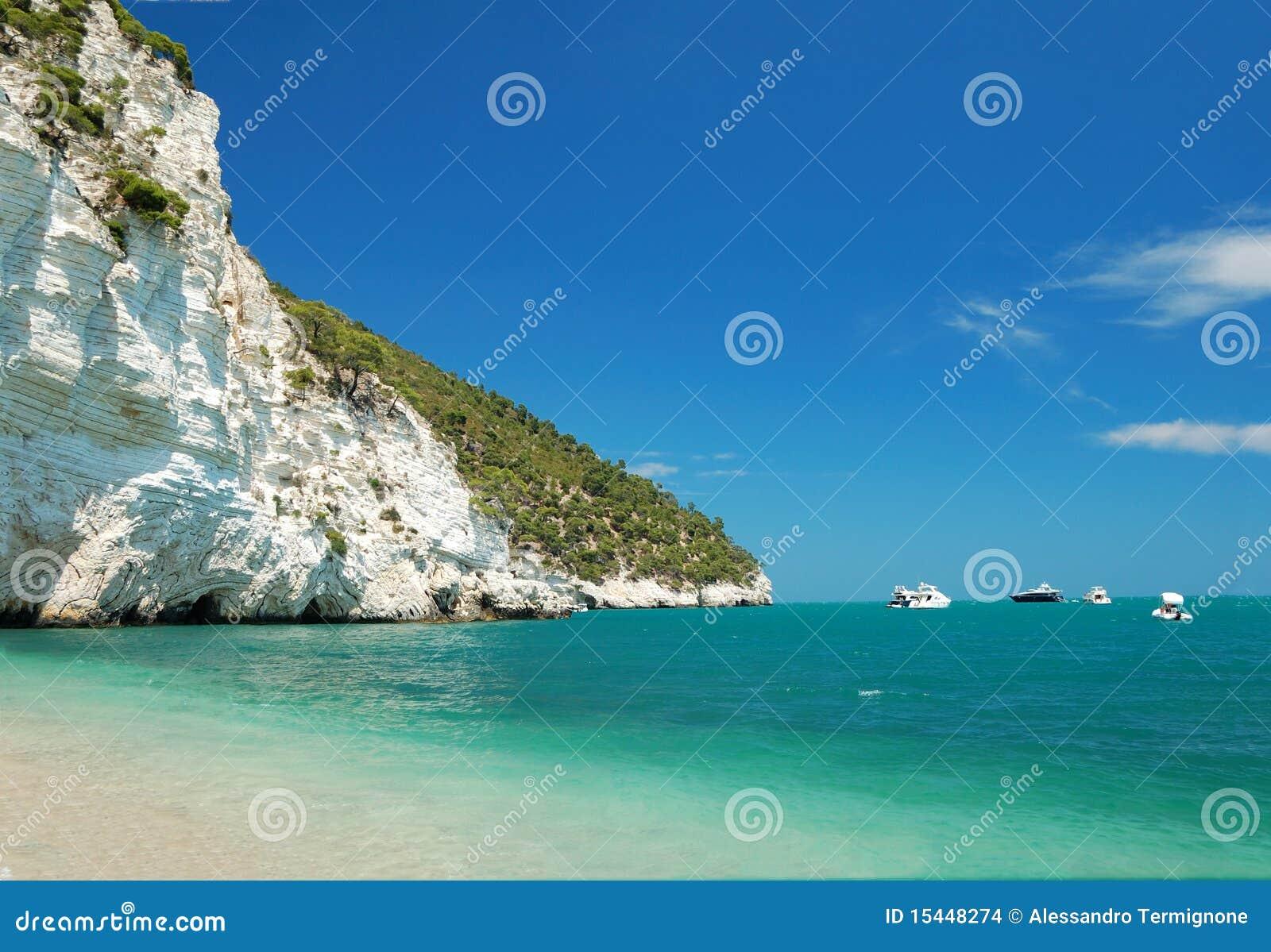 ландшафт береговой линии