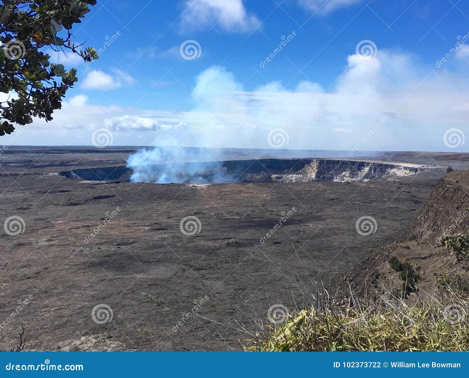 Ландшафт Kilaeua