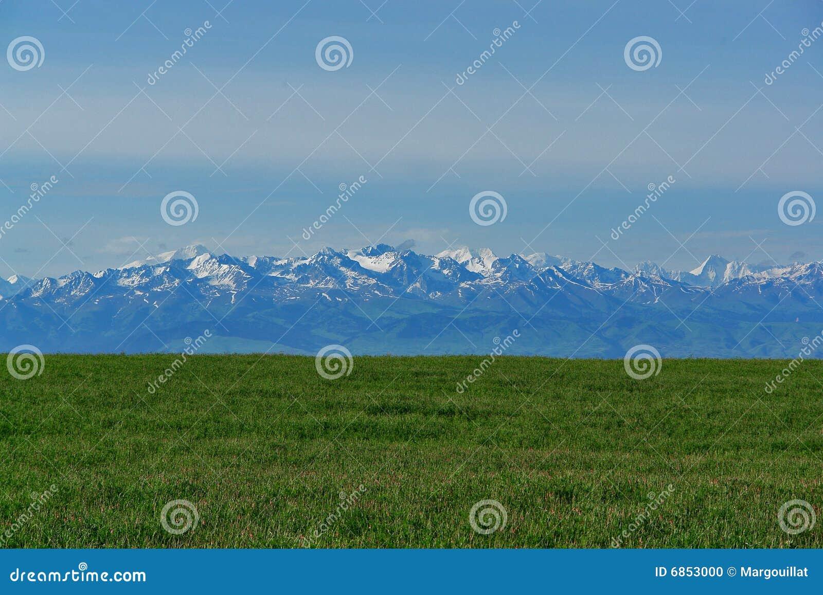 ландшафт kyrgyzstan
