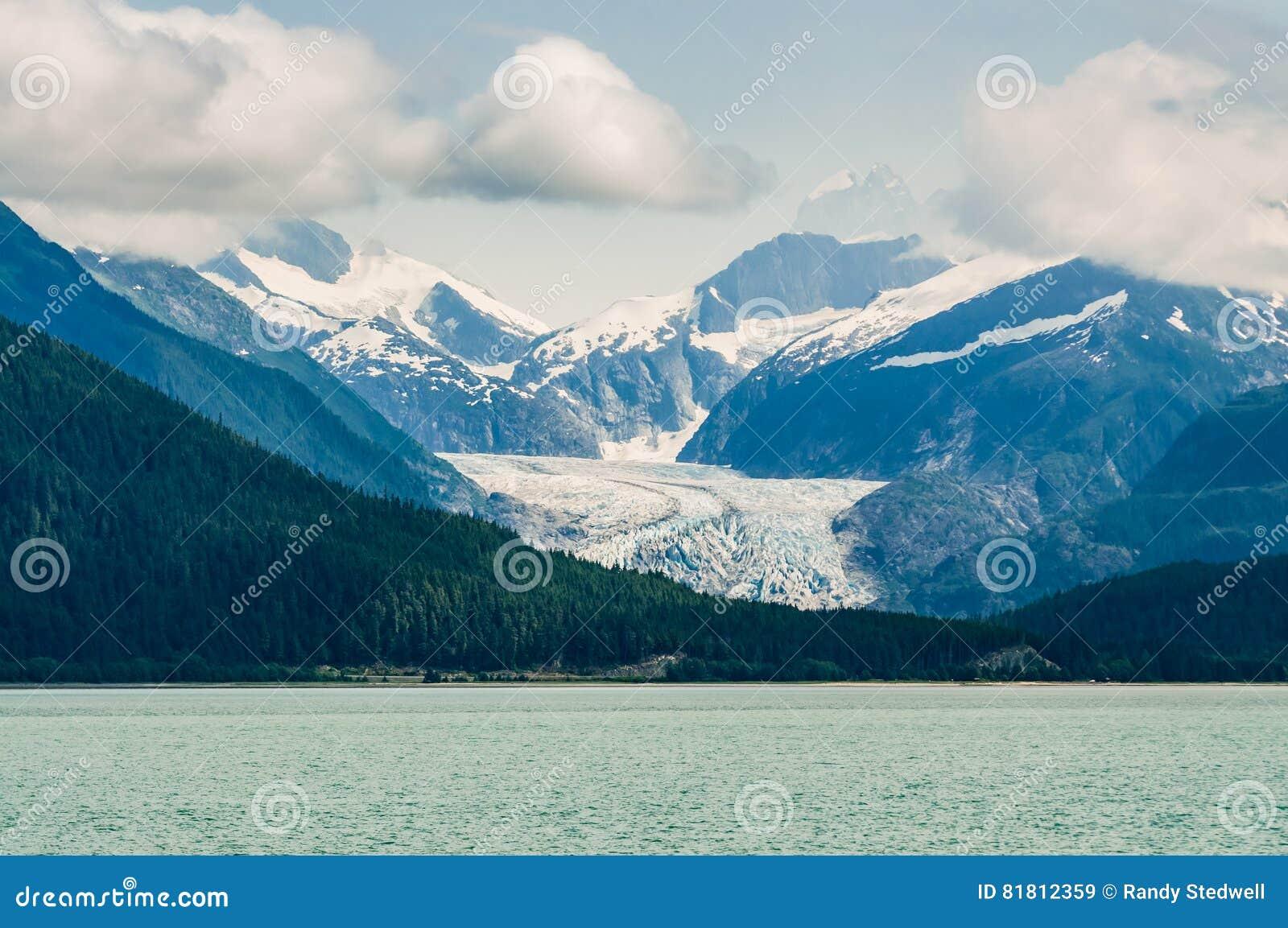 Ландшафт Аляски