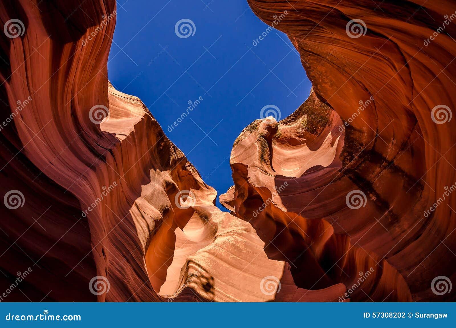 Ландшафт США, гранд-каньон Аризона, Юта, Соединенные Штаты Америки