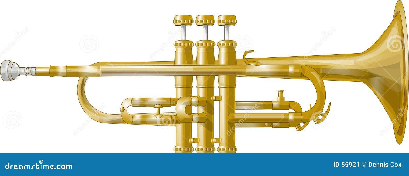 латунный trumpet