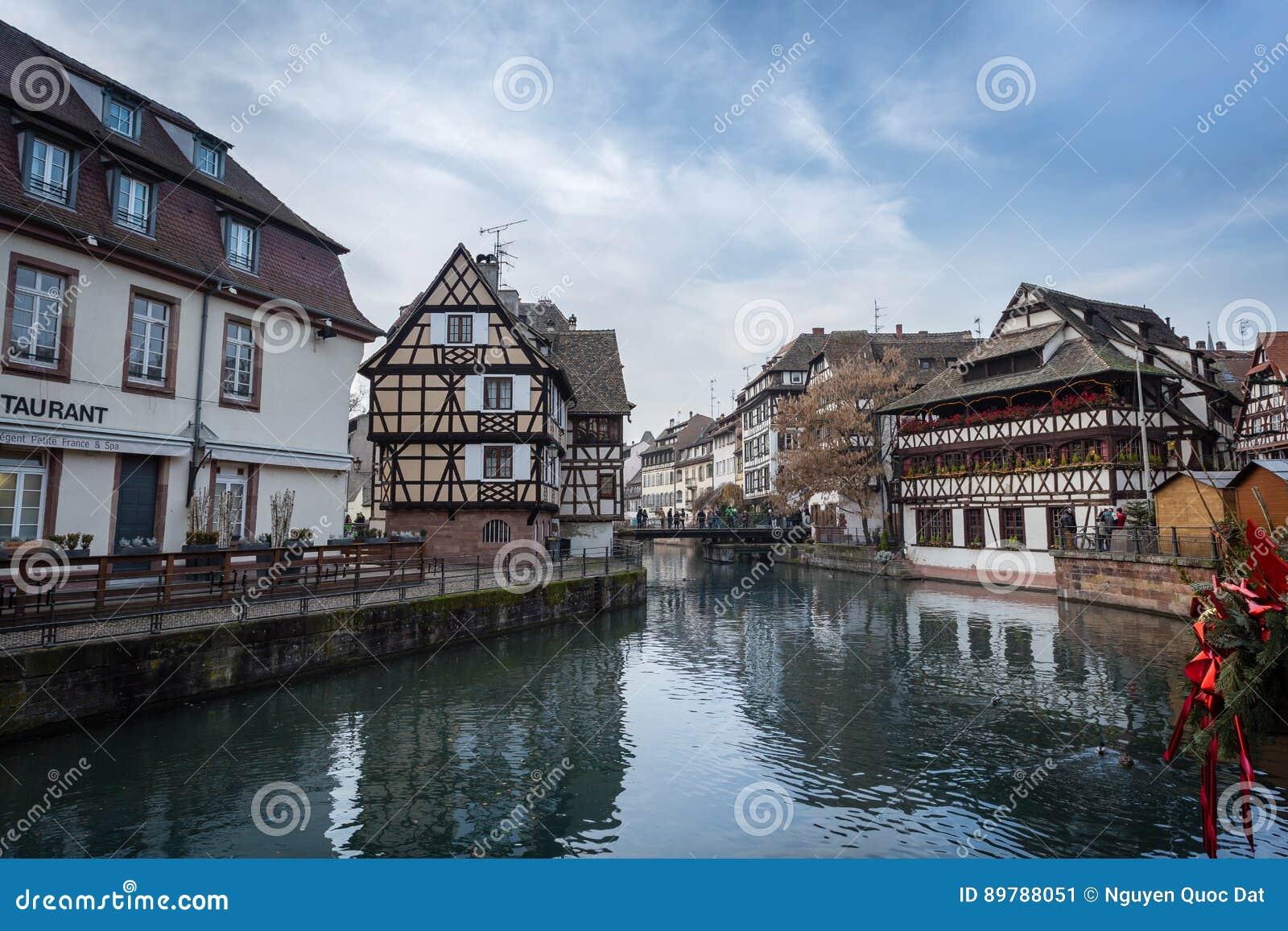 Ла маленькая Франция - страсбург