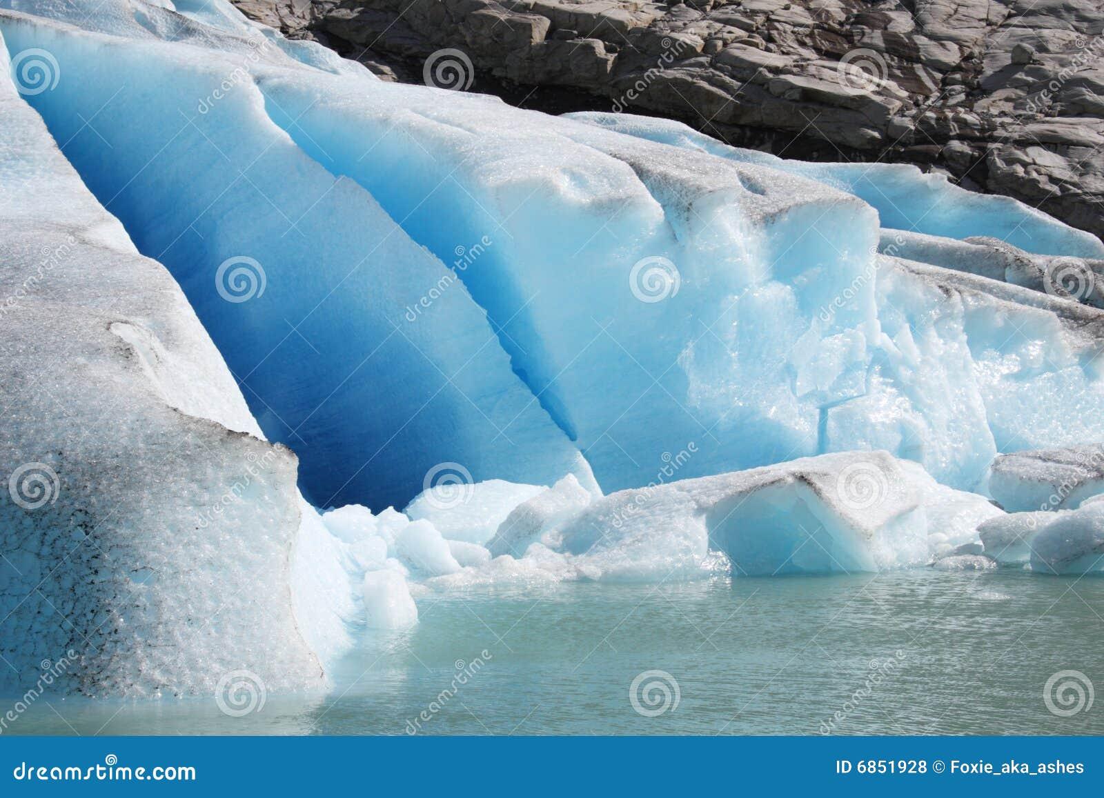 ледник детали