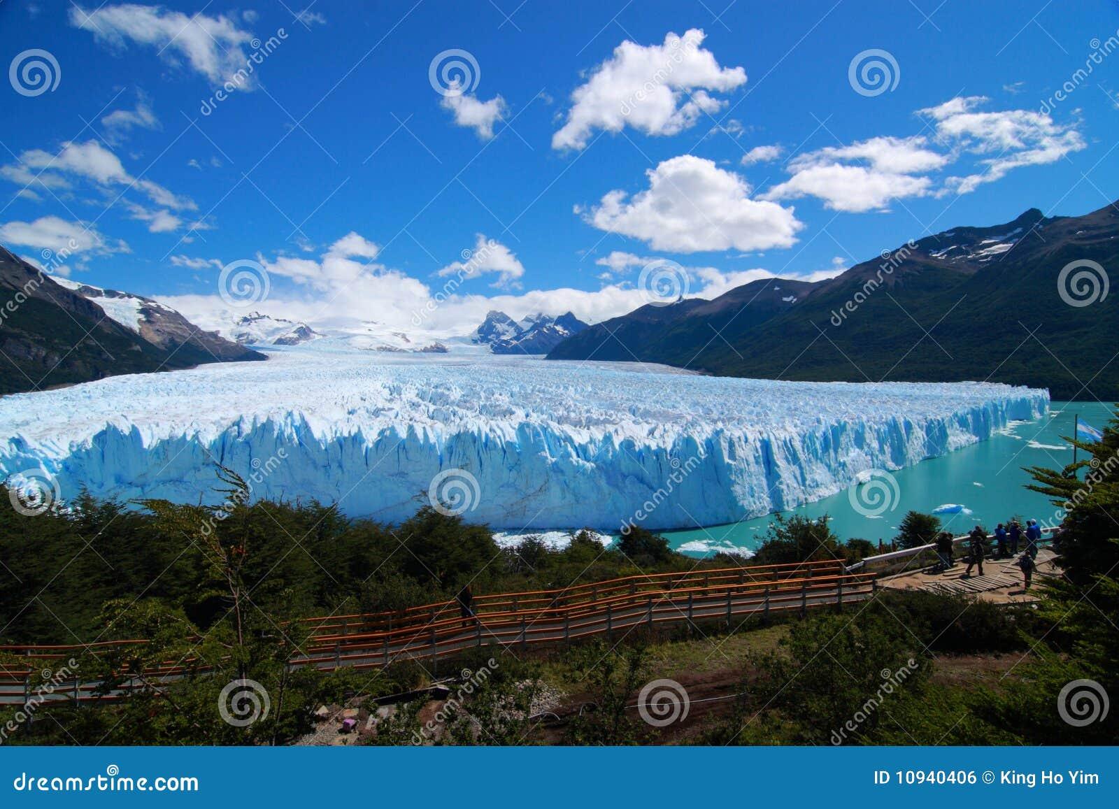 Ледник Puerito Moreno