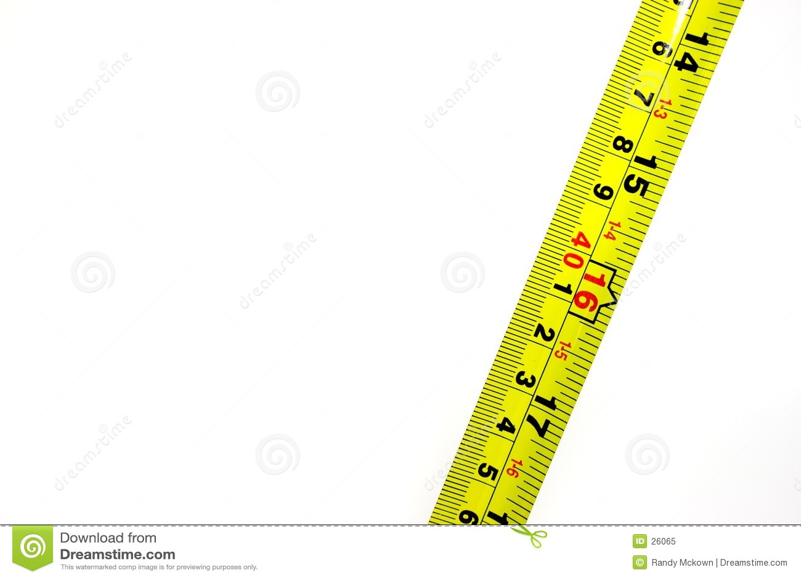 лента измерения