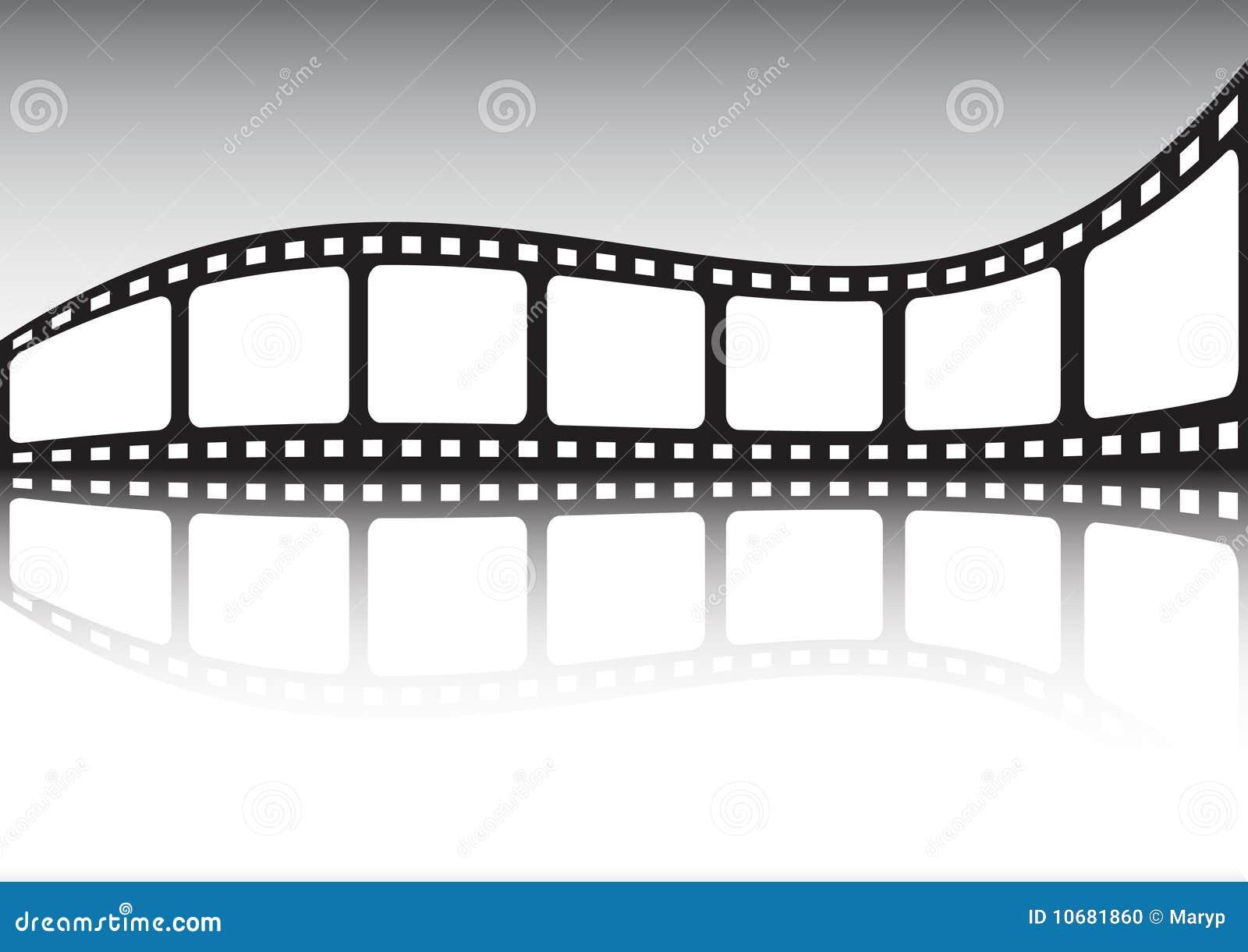 лента отражения кино