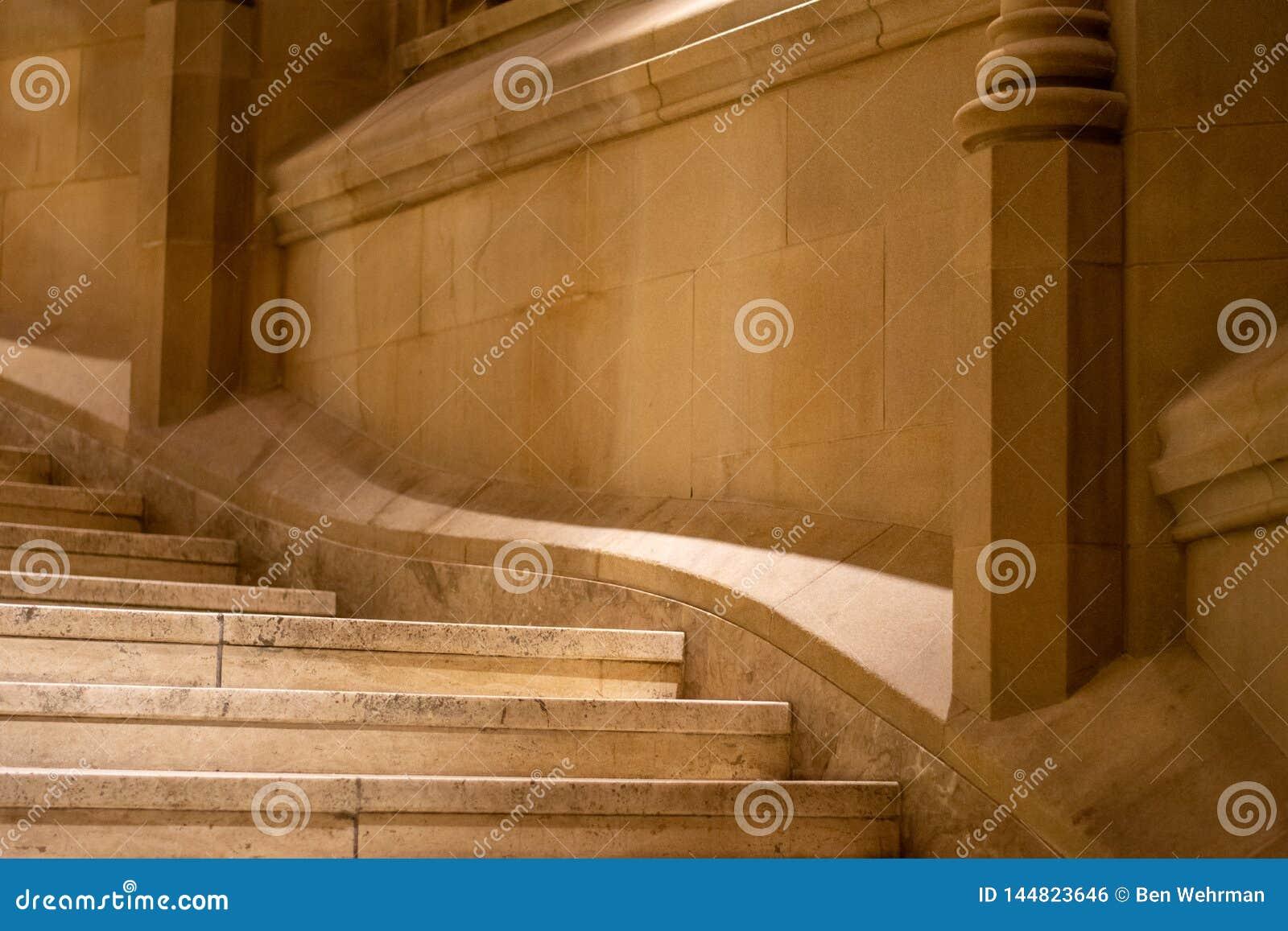 Лестница архитектурного дизайна
