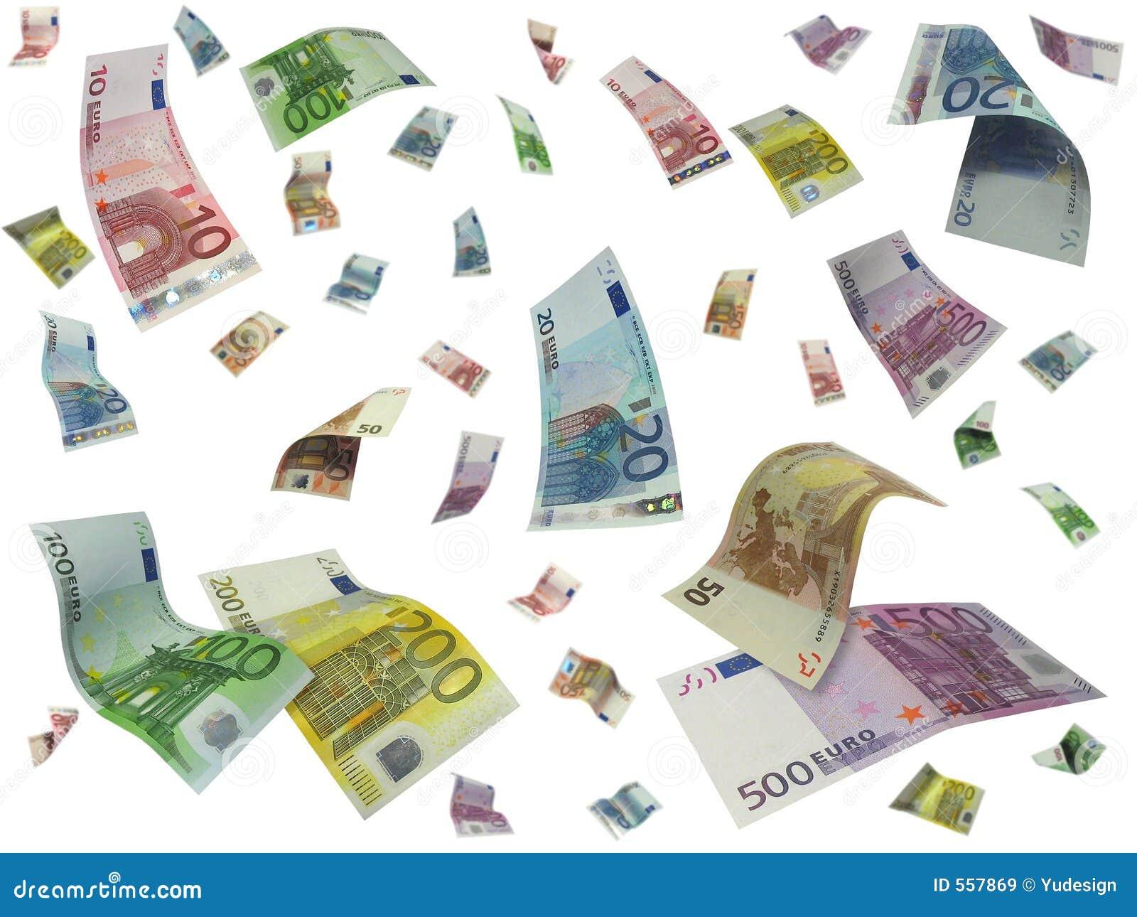 летание евро