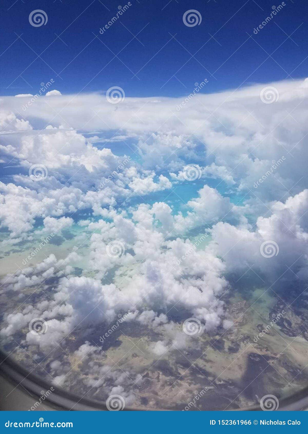Летание над Вест-Инди