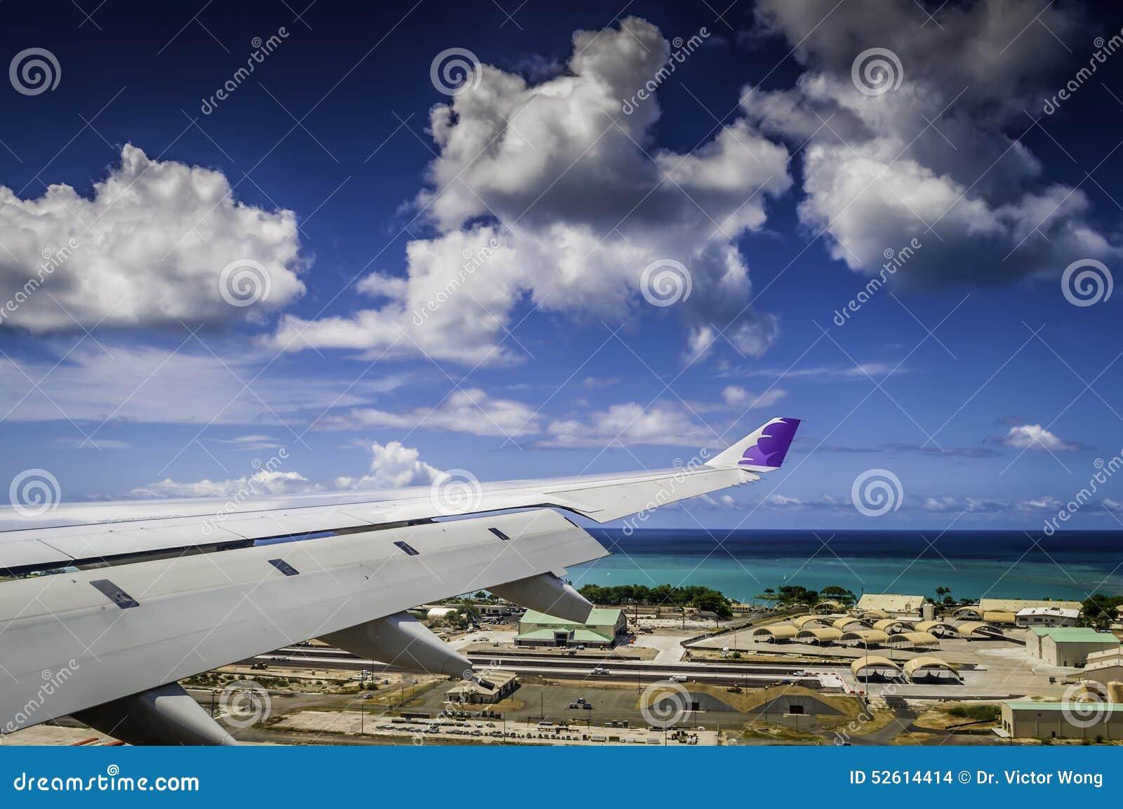 Летать в авиапорт Гонолулу