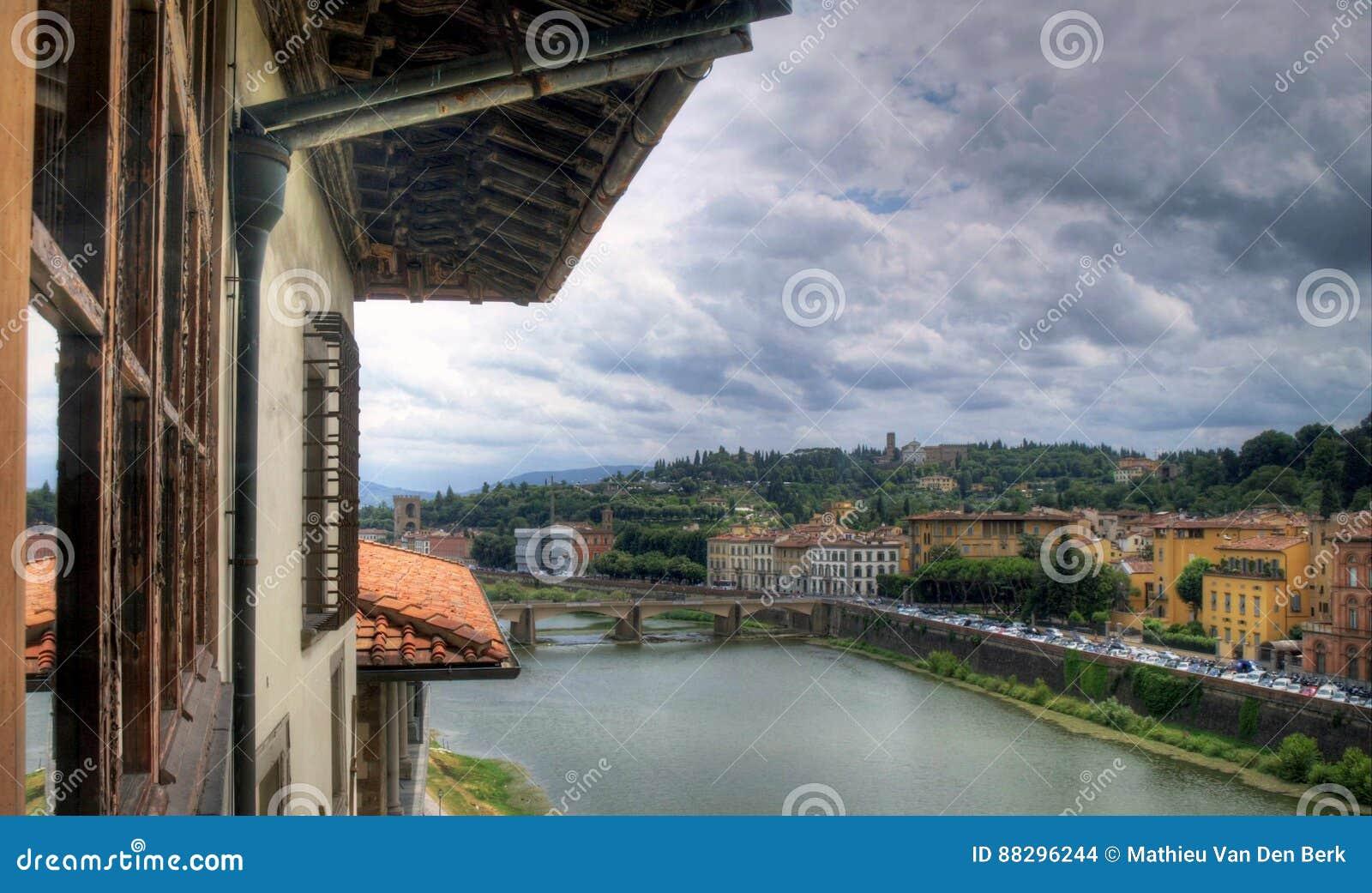 Летнее время в Тоскане, Италии