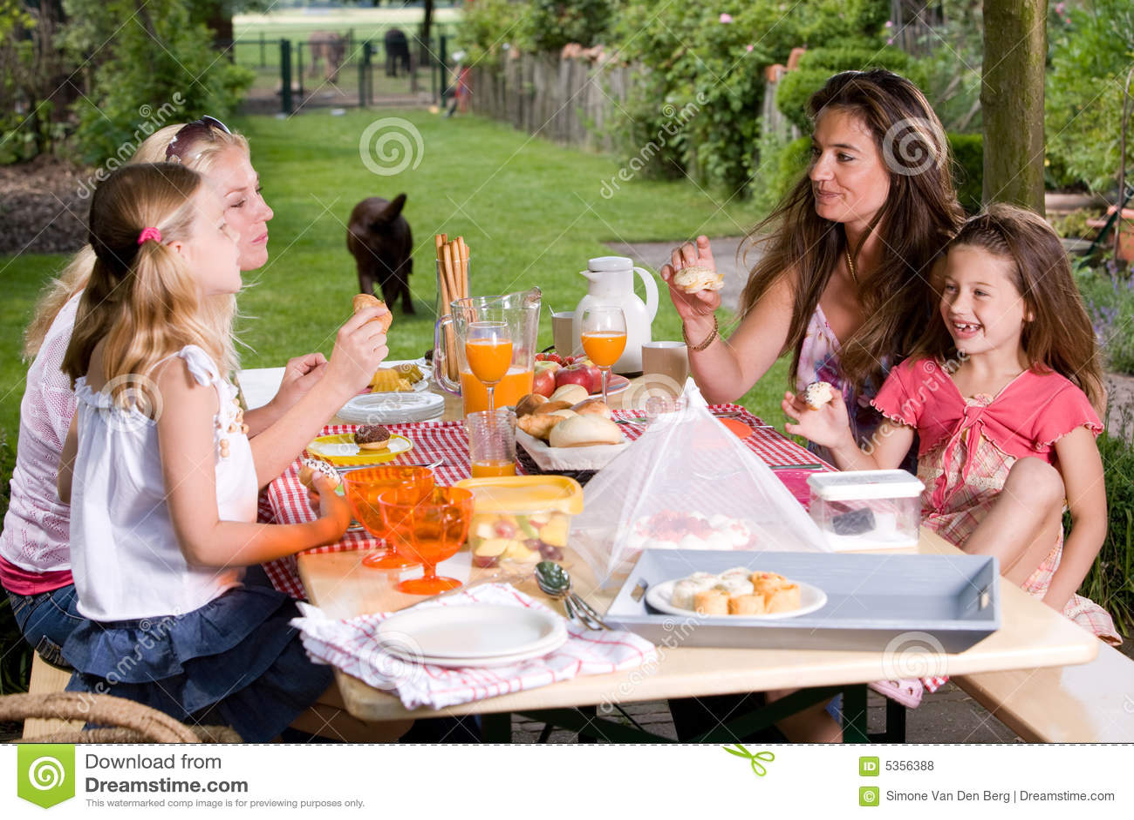 лето пикника