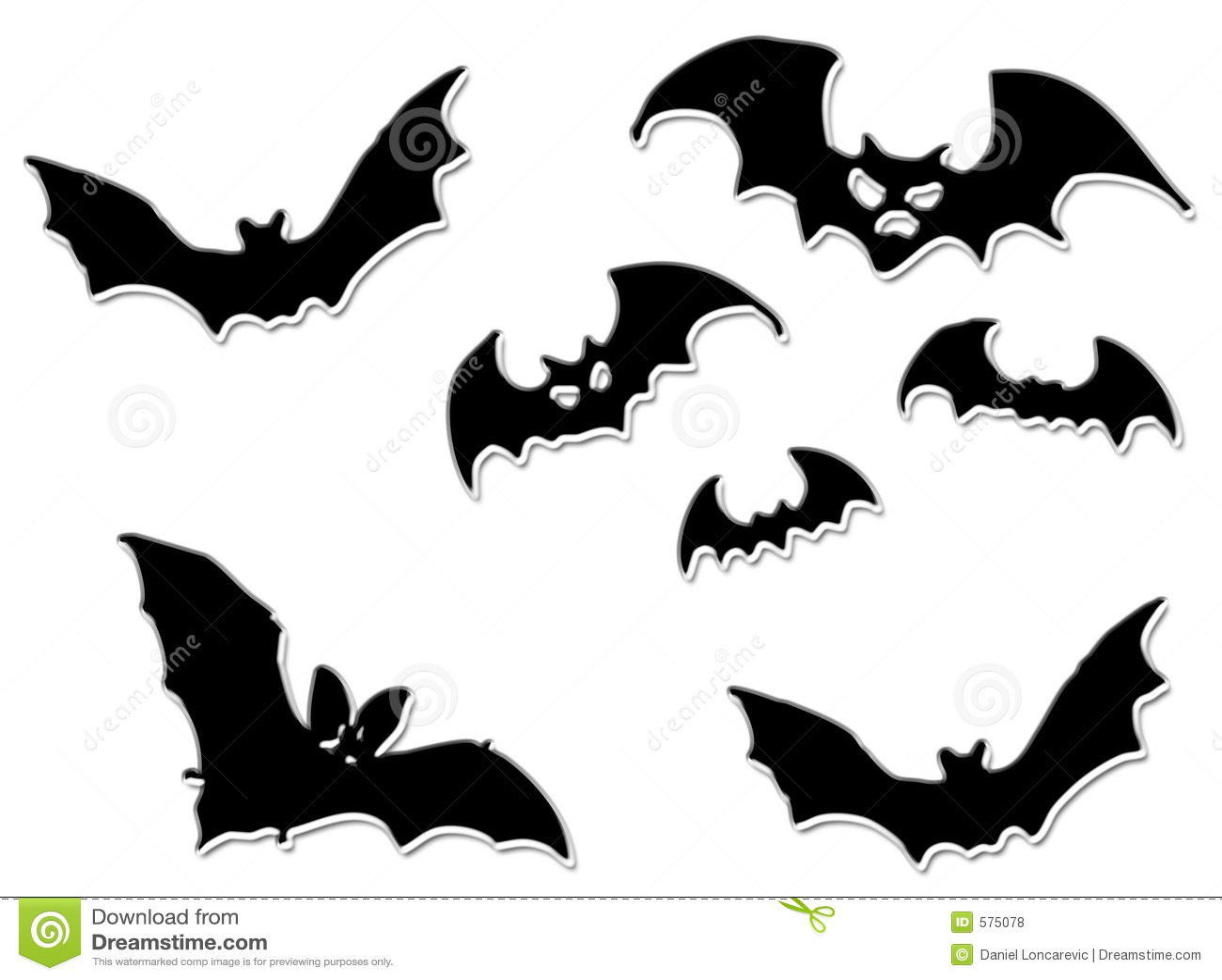 картинки летучих мышей на хэллоуин