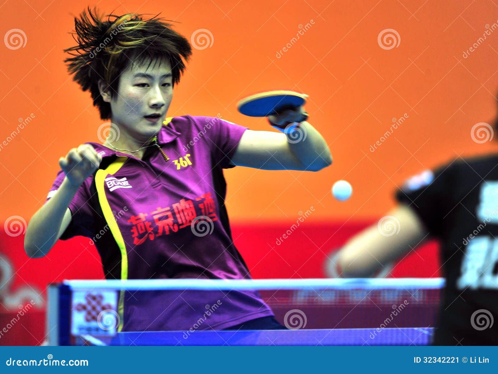 Лига настольного тенниса Китая супер
