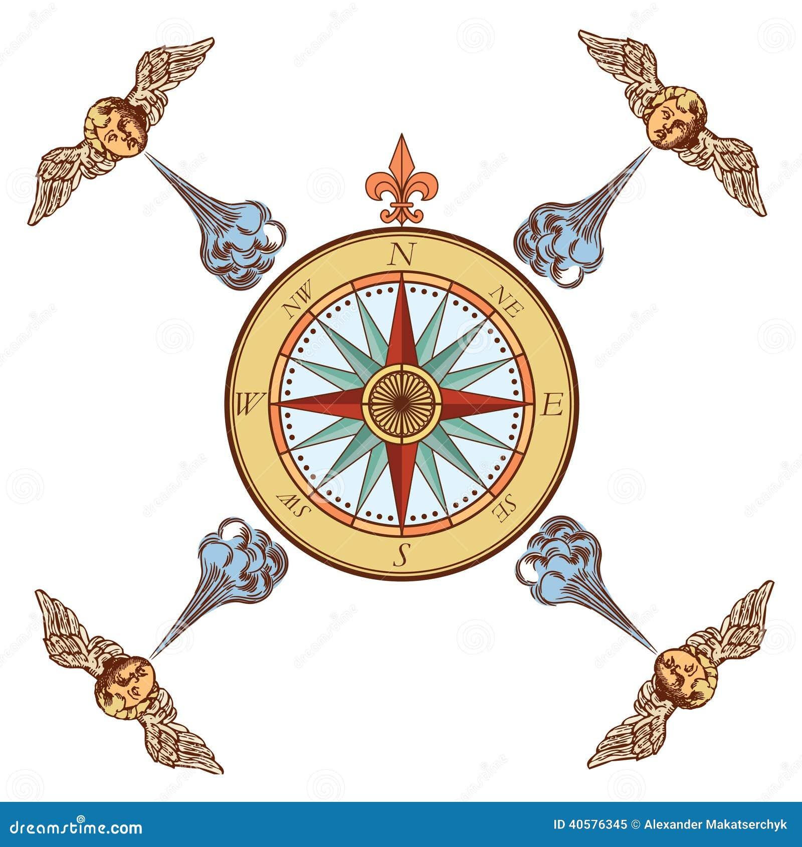 Лимб картушки компаса военно-морского флота
