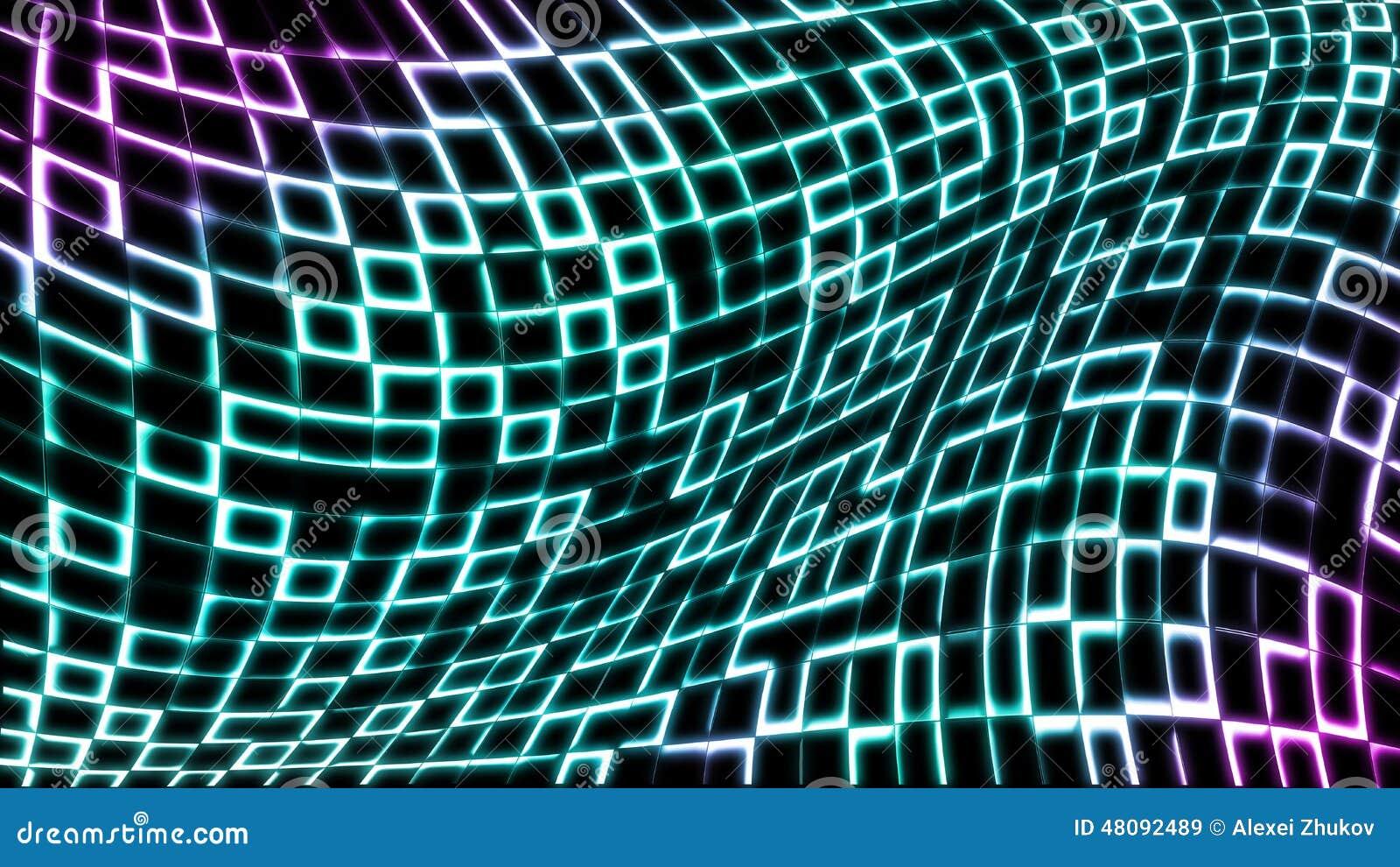 Линии абстракции