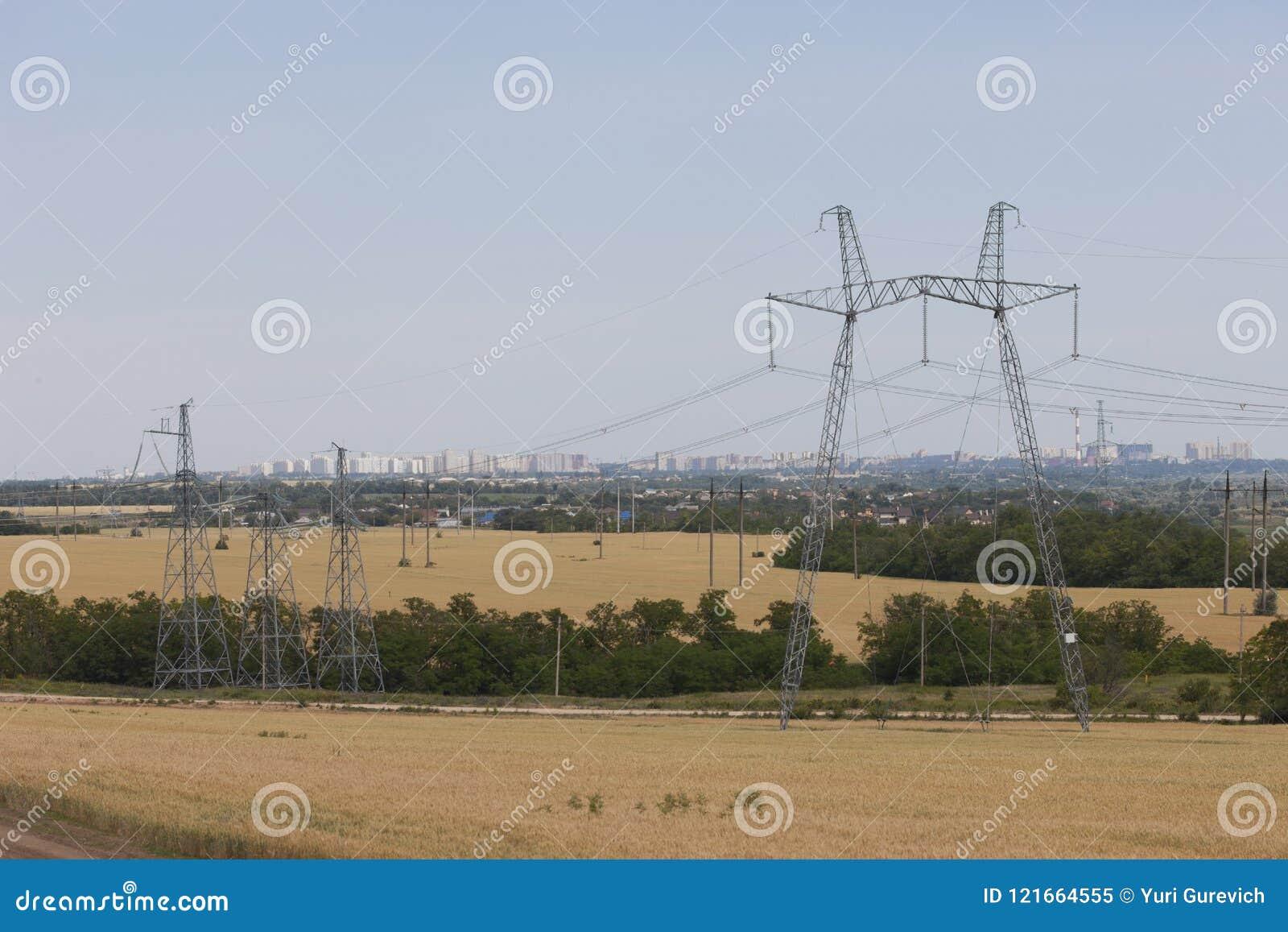Линии электропередач в многоэтажных зданиях расстояния