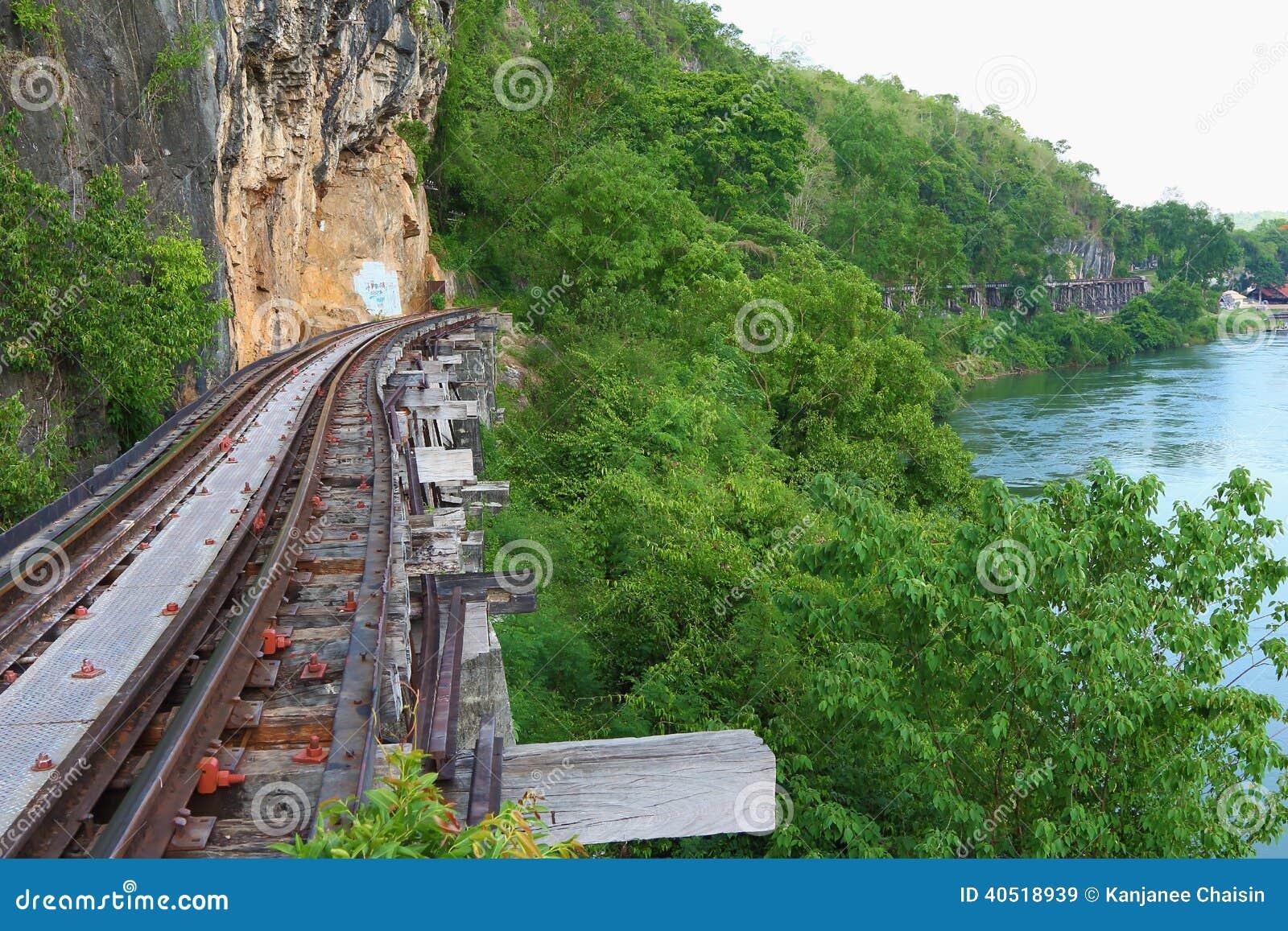 Линия Вторая Мировая Война железной дороги