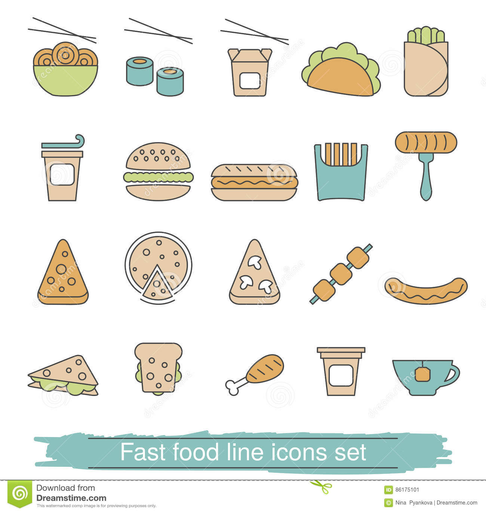 food line set flipboard - HD1000×1080