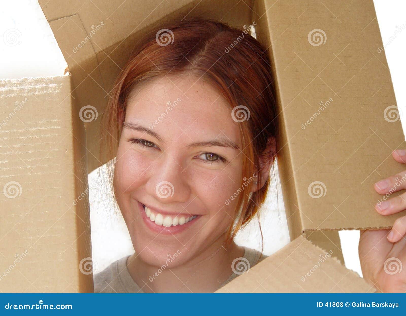 лисица коробки