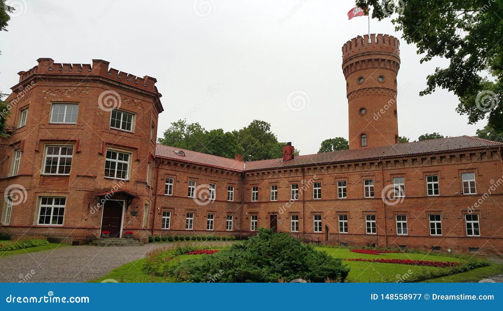 Литовский замок