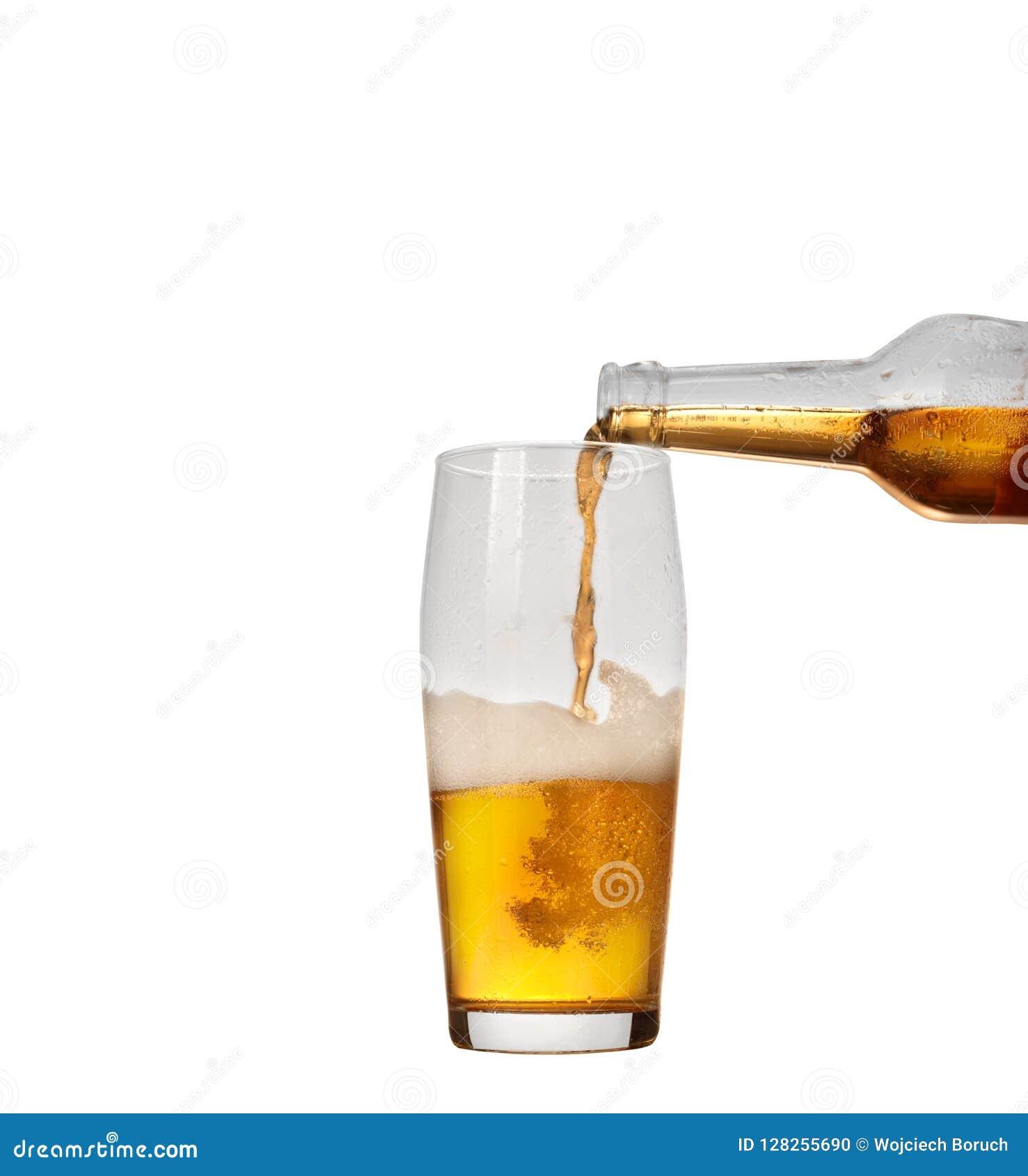 лить пива