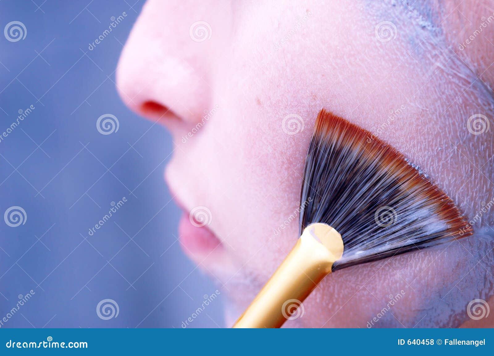 Download лицевой щиток гермошлема чистки Стоковое Фото - изображение насчитывающей лосьон, здоровье: 640458