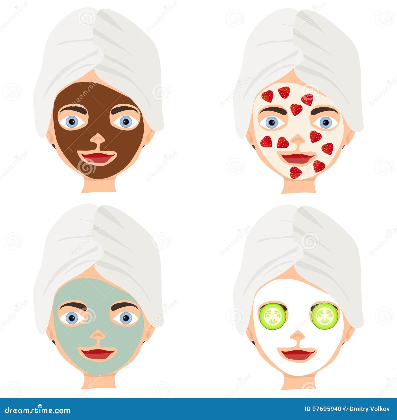 Лицевой щиток гермошлема ` s женщин Косметики для стороны