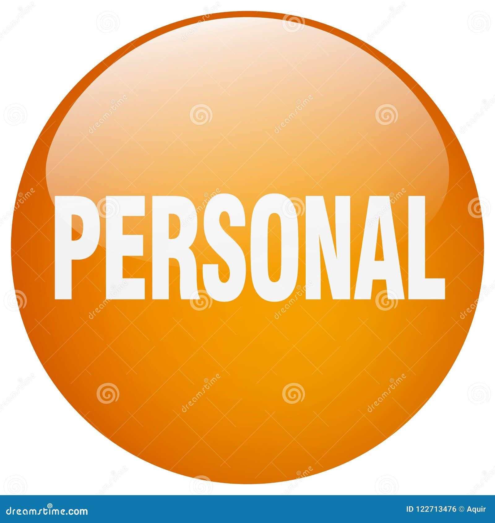 личная кнопка
