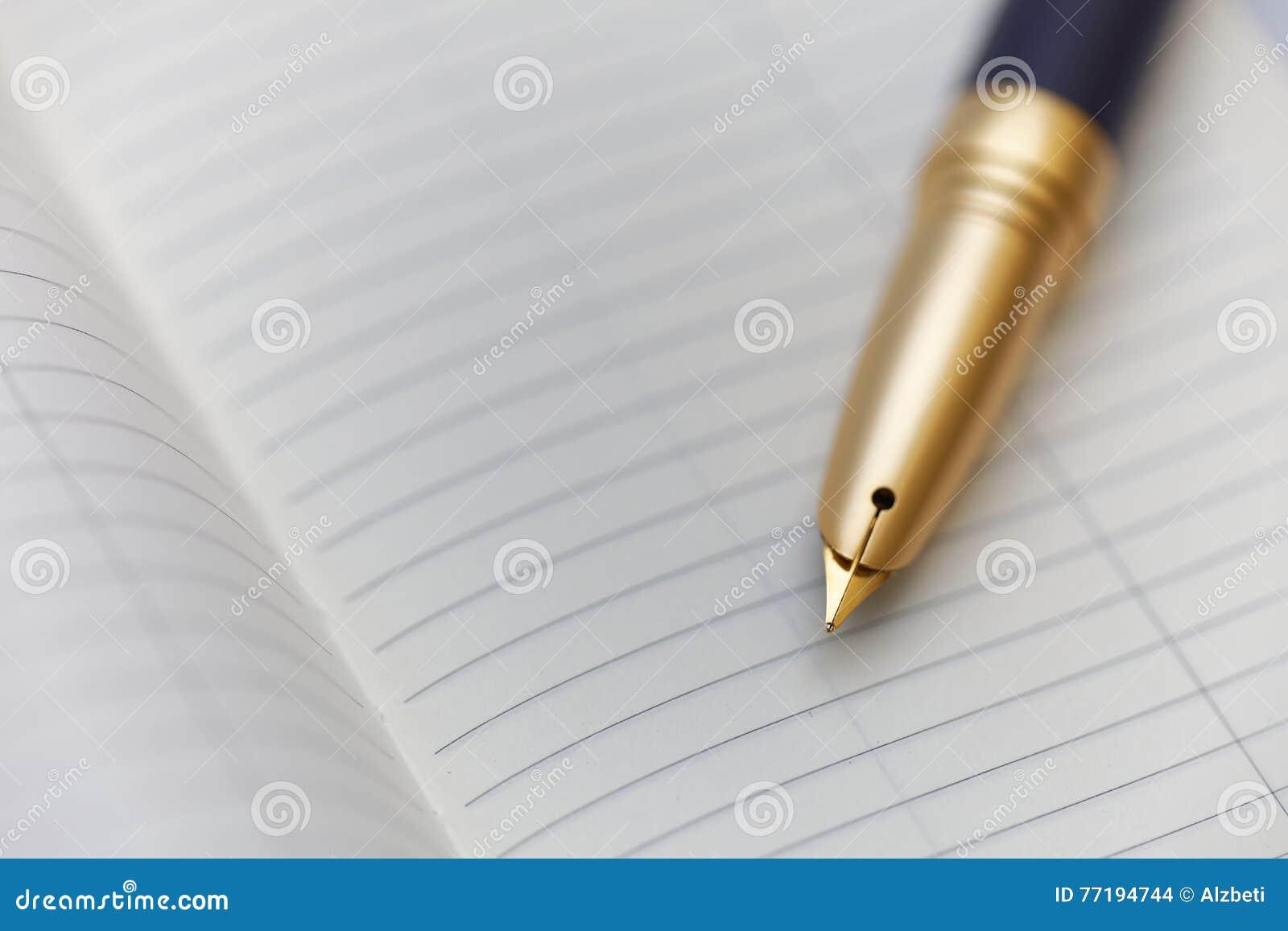 Личный организатор с ручкой