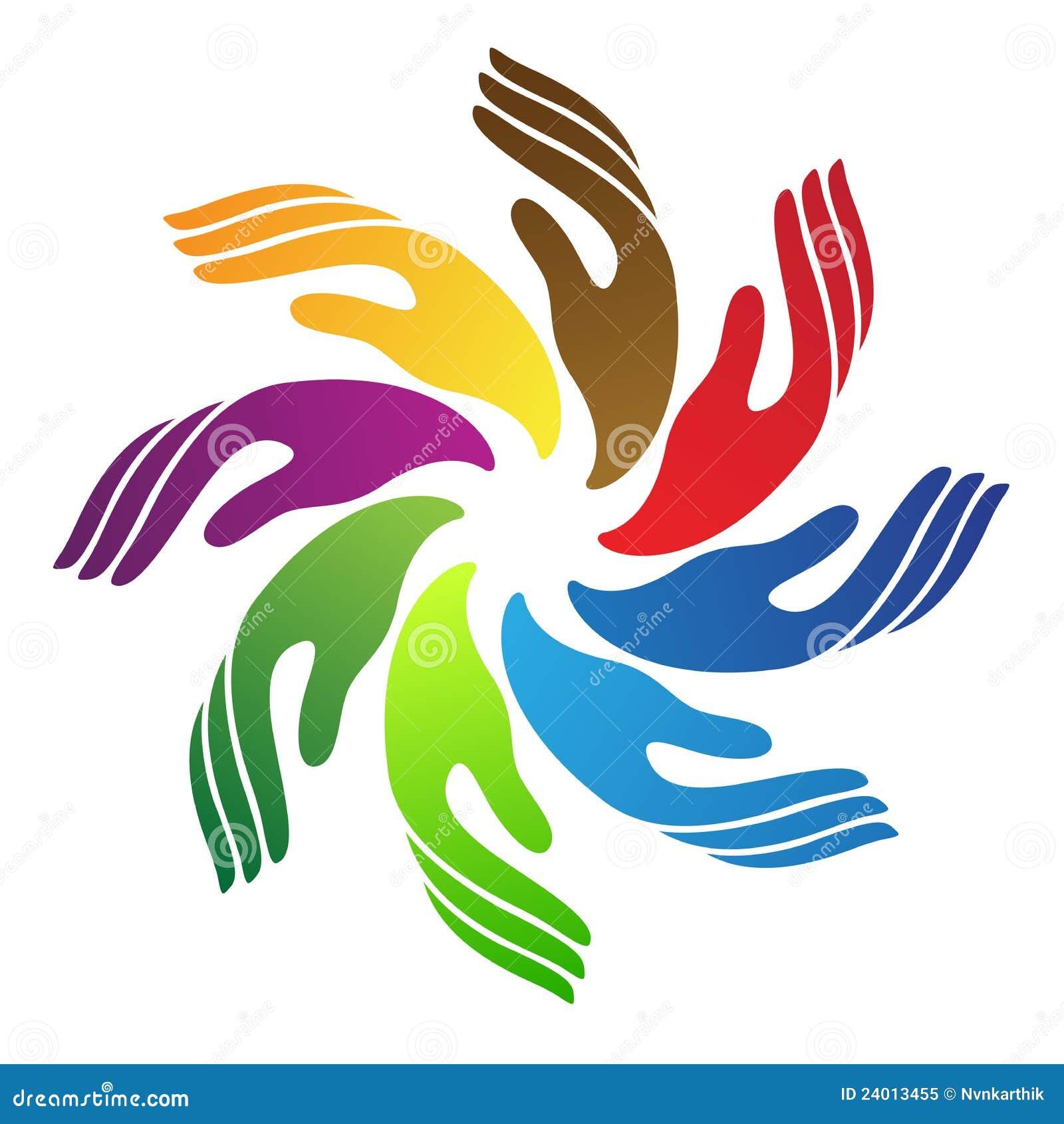 логос руки