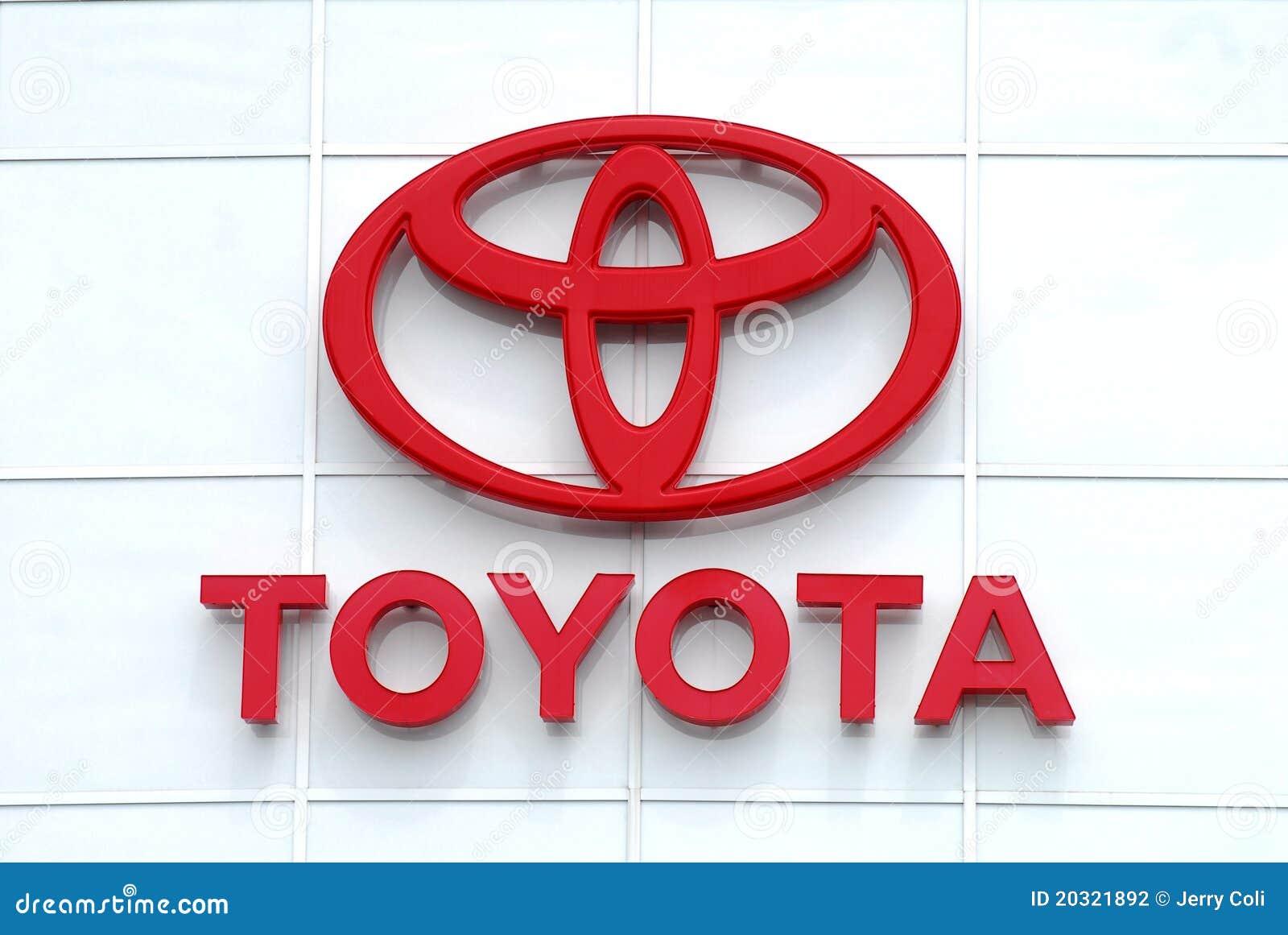 логос Тойота тавра