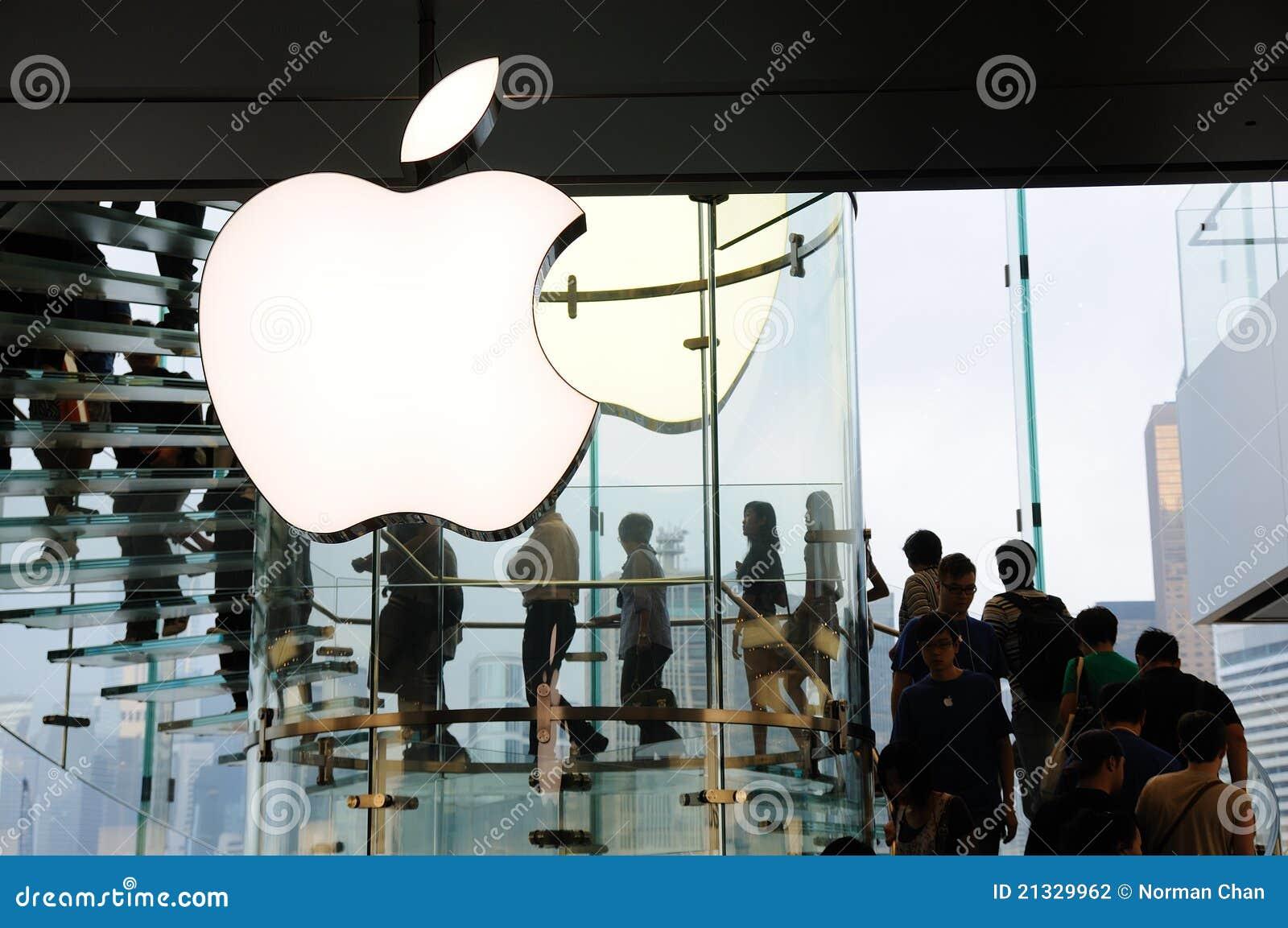 логос inc яблока