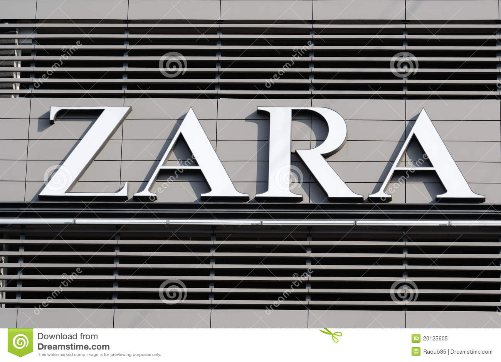 Логос Zara