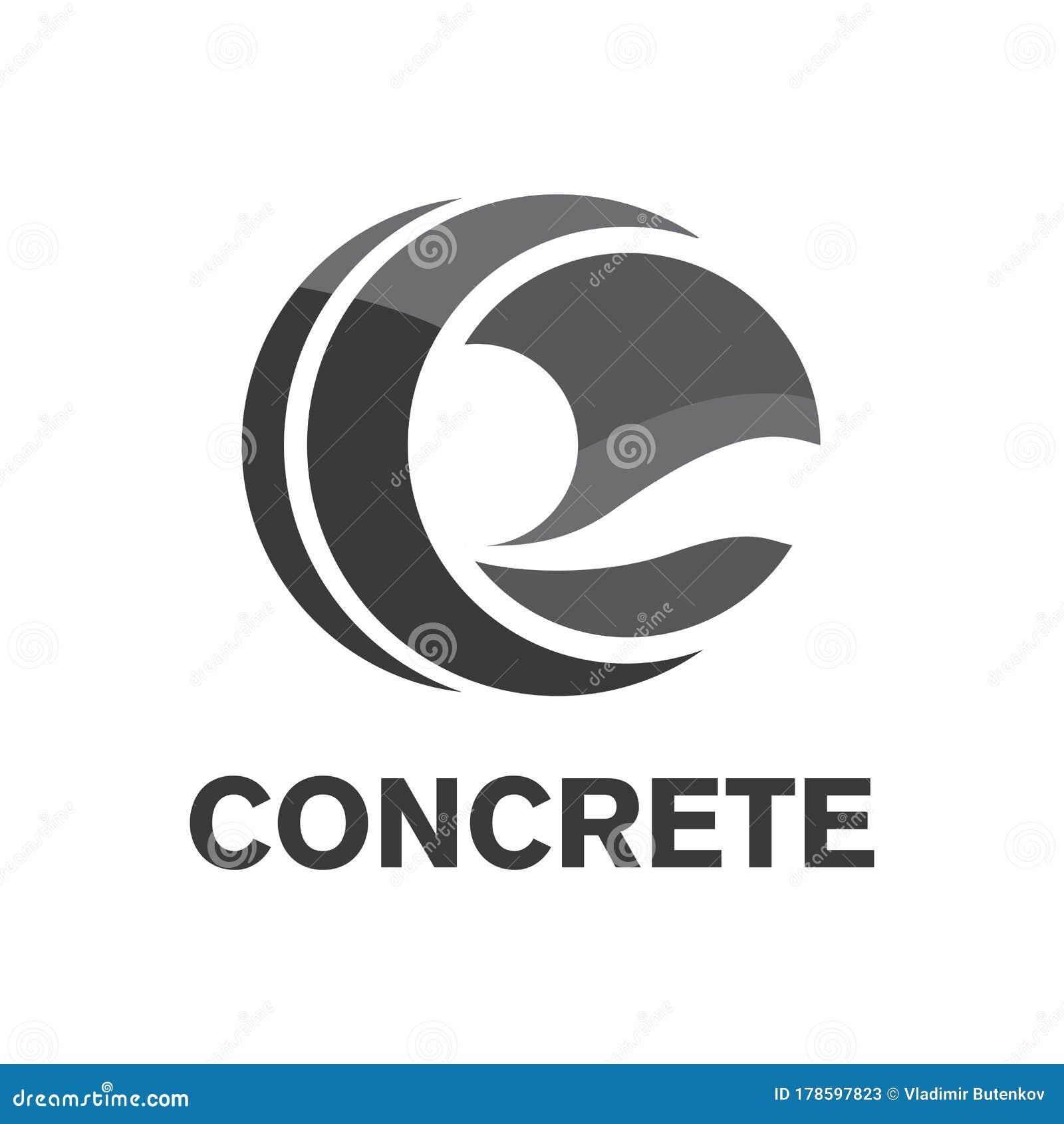 эмблема бетона