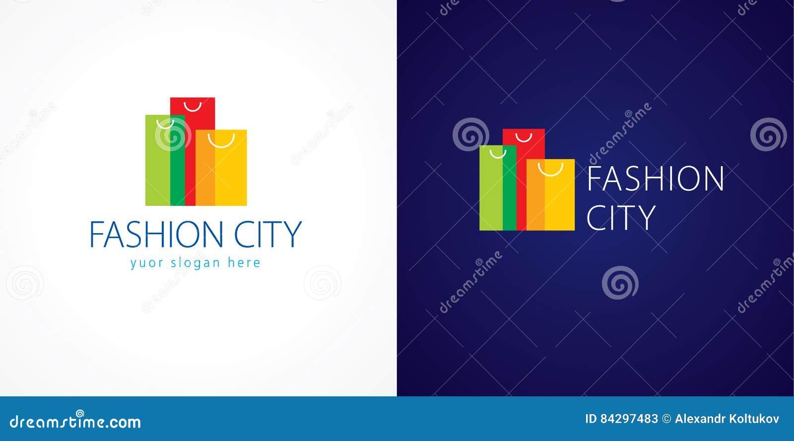 Логотип города моды
