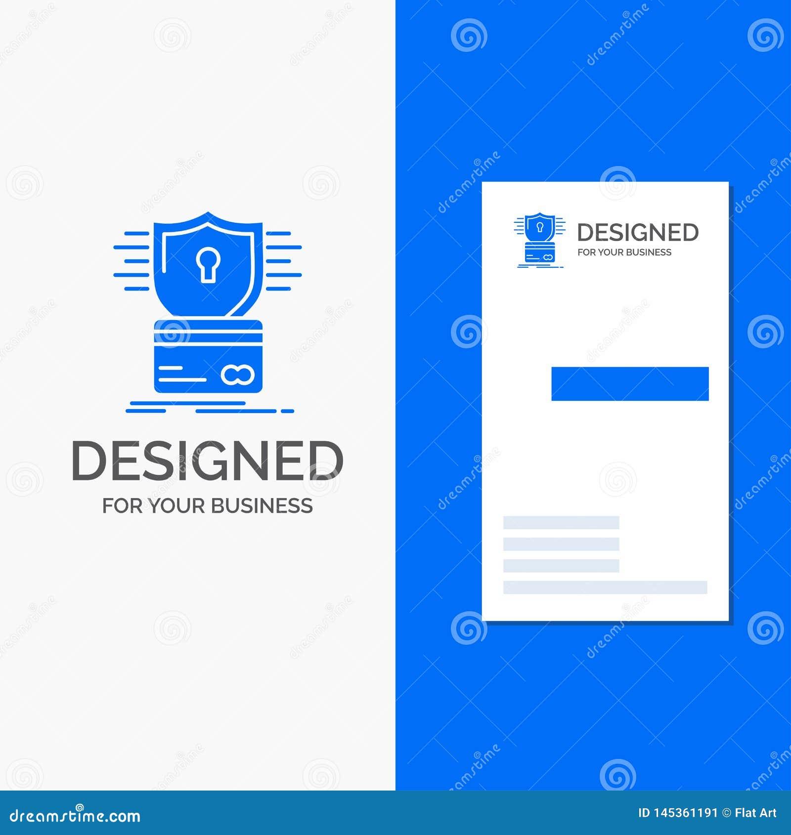 Логотип для безопасности, кредитная карточка дела, карта, рубя, мотыга r