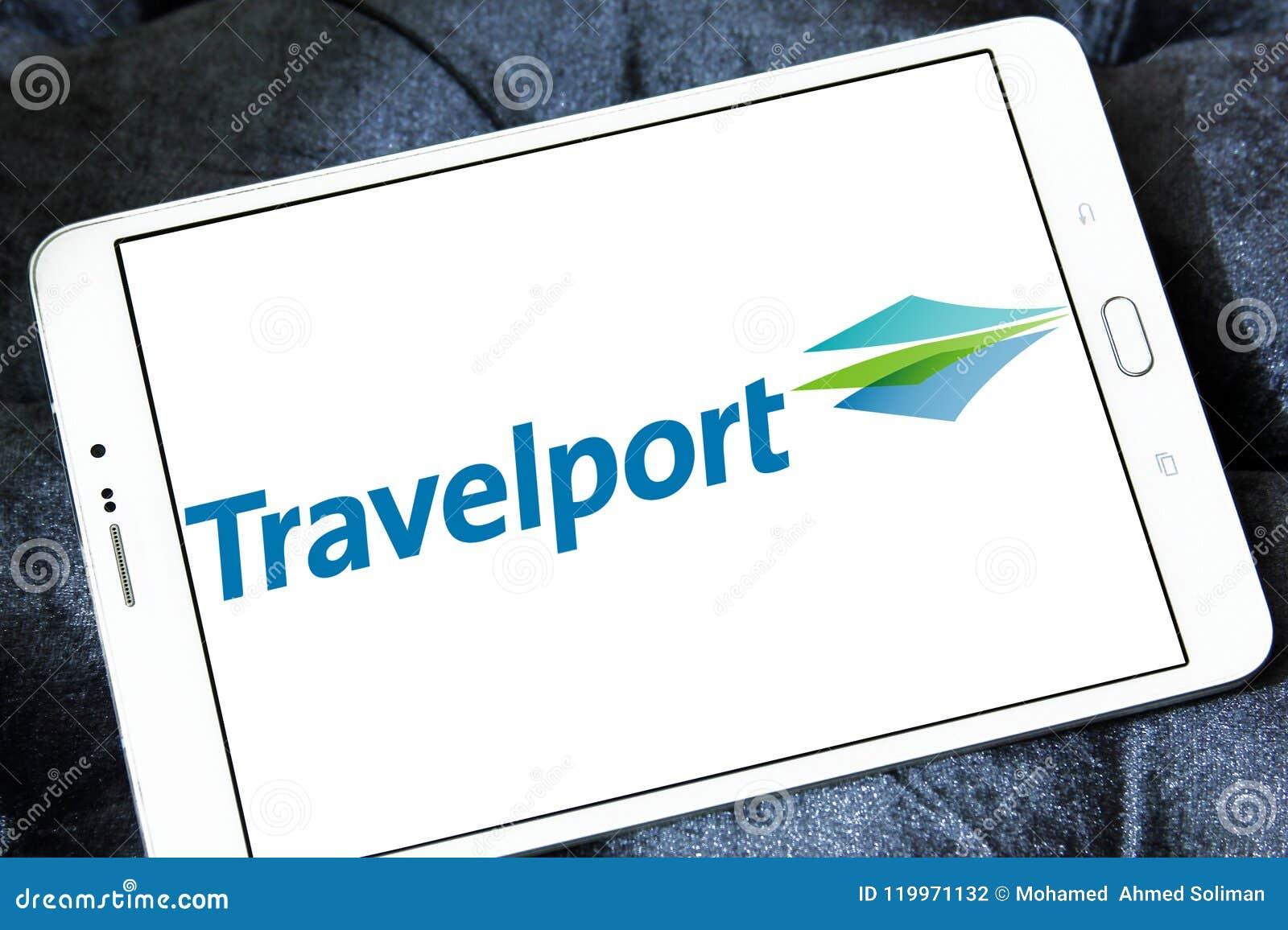Логотип компании Travelport