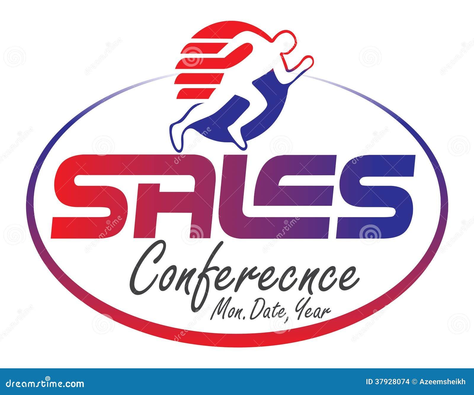 Логотип конференции продаж